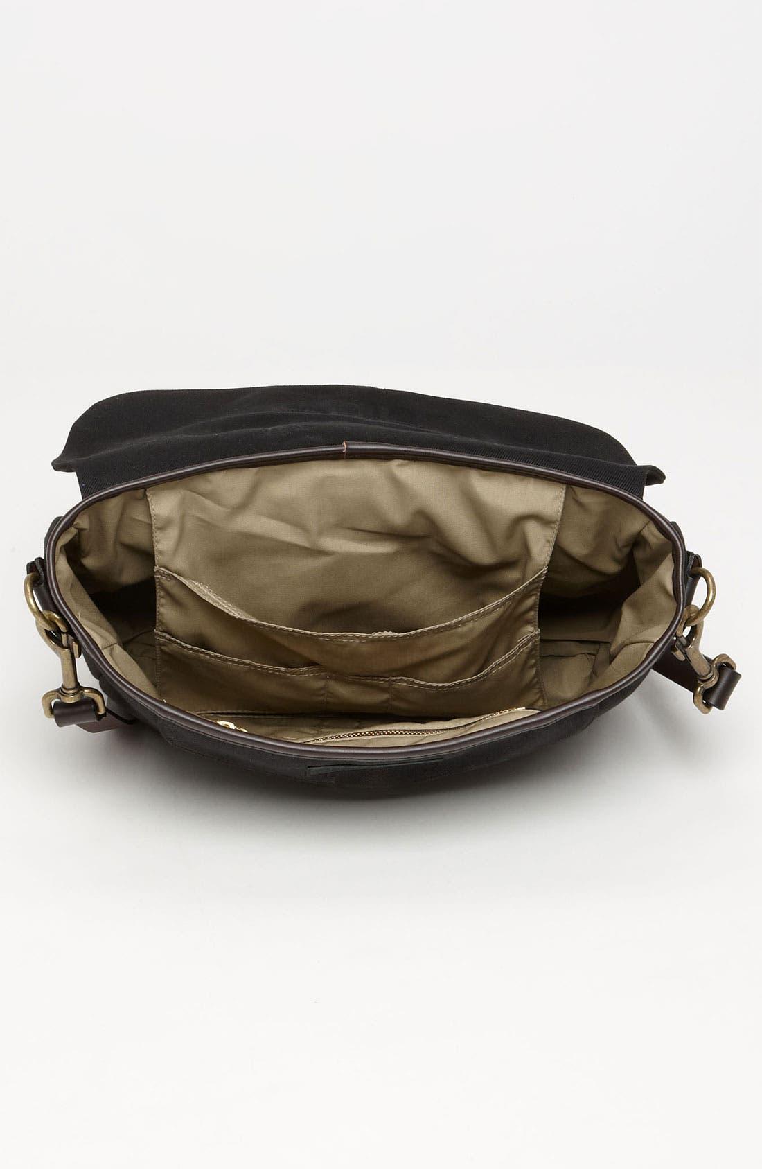 Alternate Image 3  - Filson Twill Messenger Bag