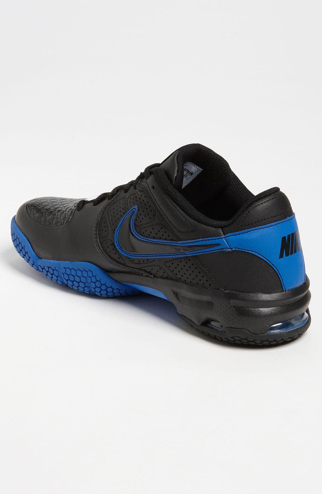 Alternate Image 2  - Nike 'Air Court Ballistec' Tennis Shoe (Men)