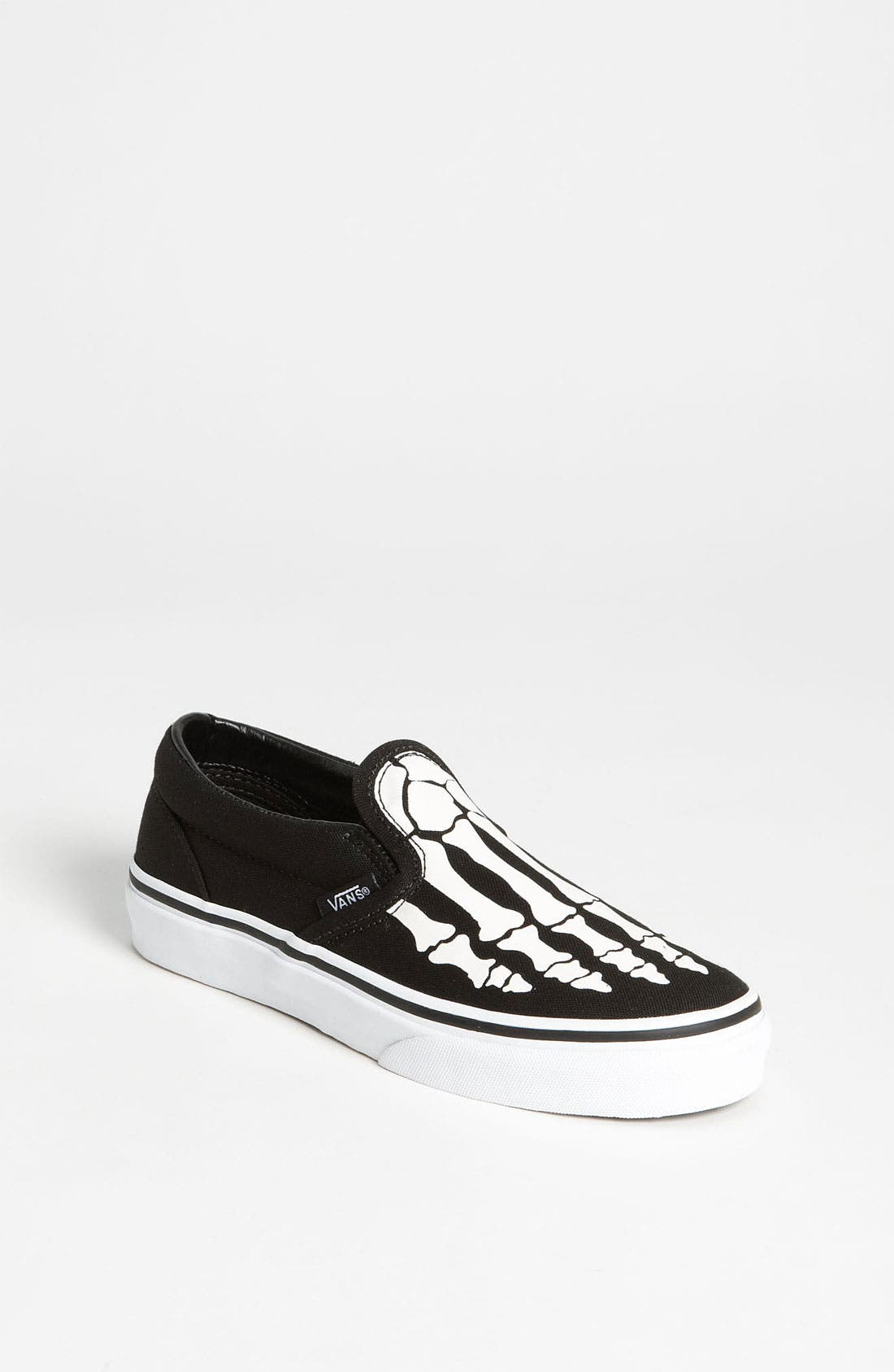 Alternate Image 1 Selected - Vans 'Classic - Glow In the Dark' Slip-On (Toddler, Little Kid & Big Kid)
