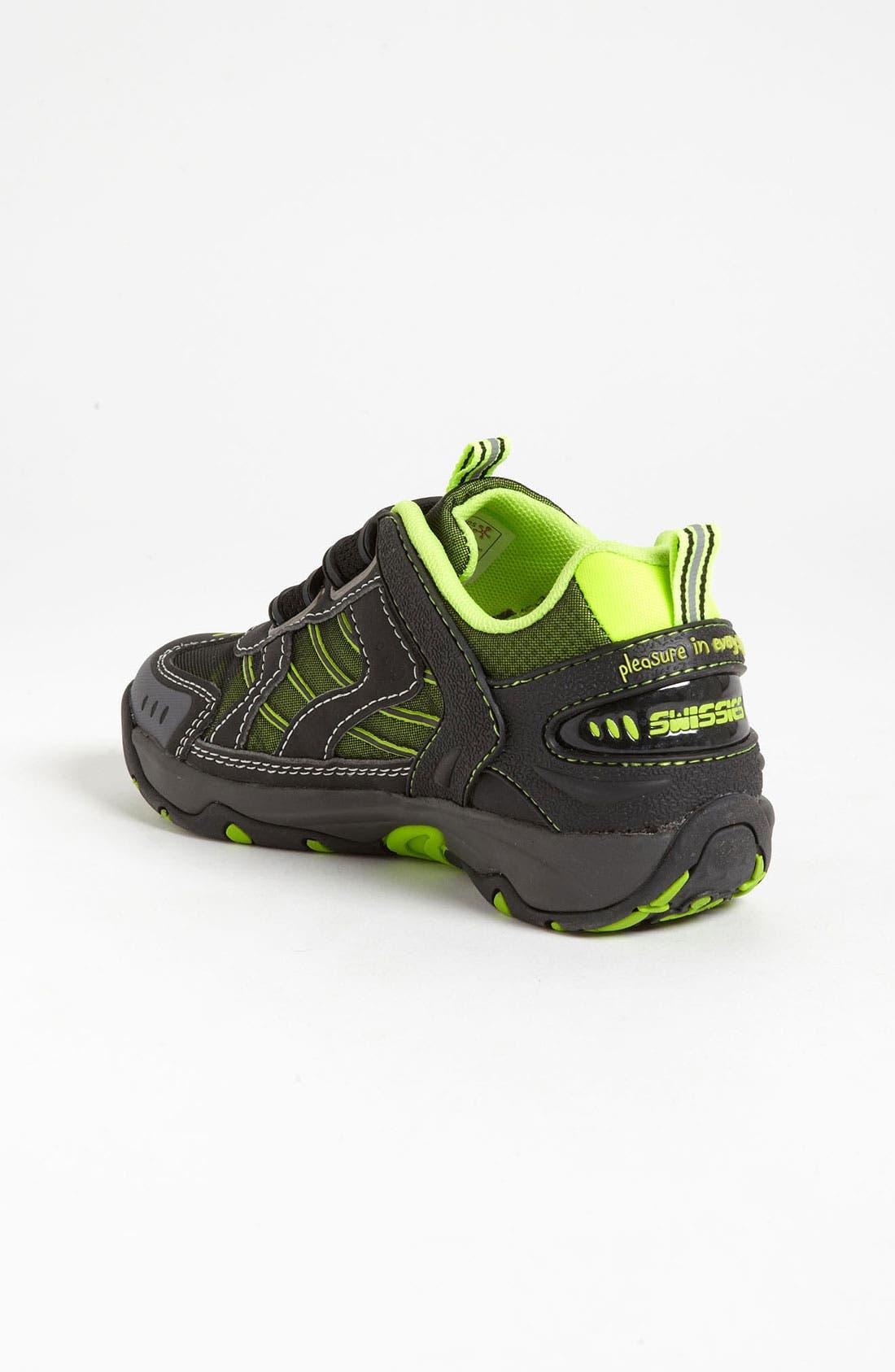 Alternate Image 2  - Swissies 'Aramis' Sneaker (Toddler, Little Kid & Big Kid)