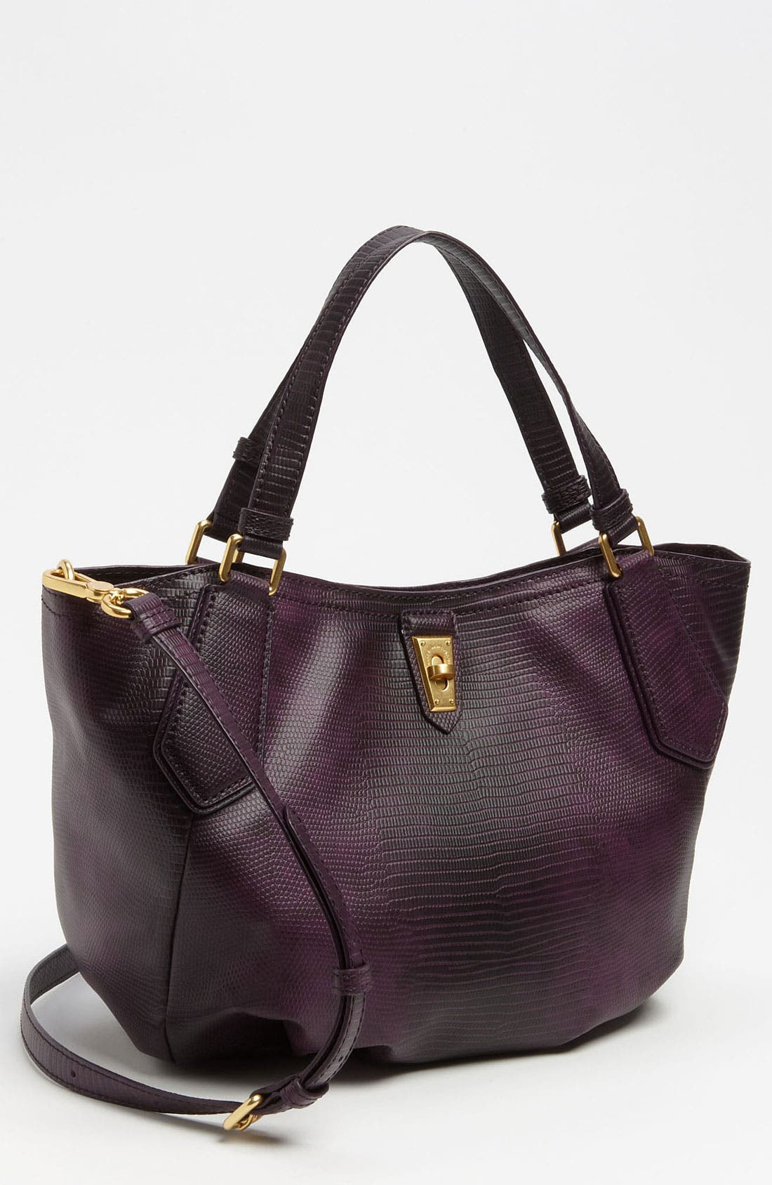 Main Image - MARC BY MARC JACOBS 'Lizzie' Embossed Tote