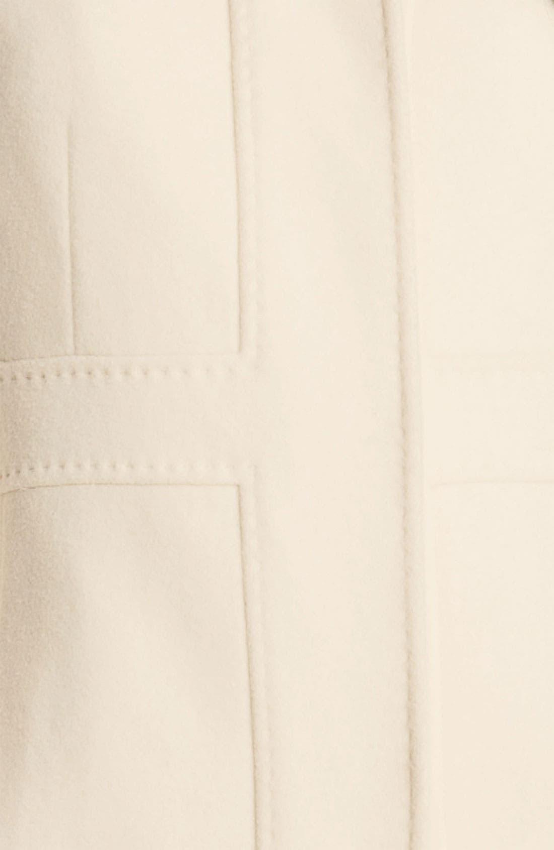 Alternate Image 3  - Via Spiga Stand Collar Walking Coat