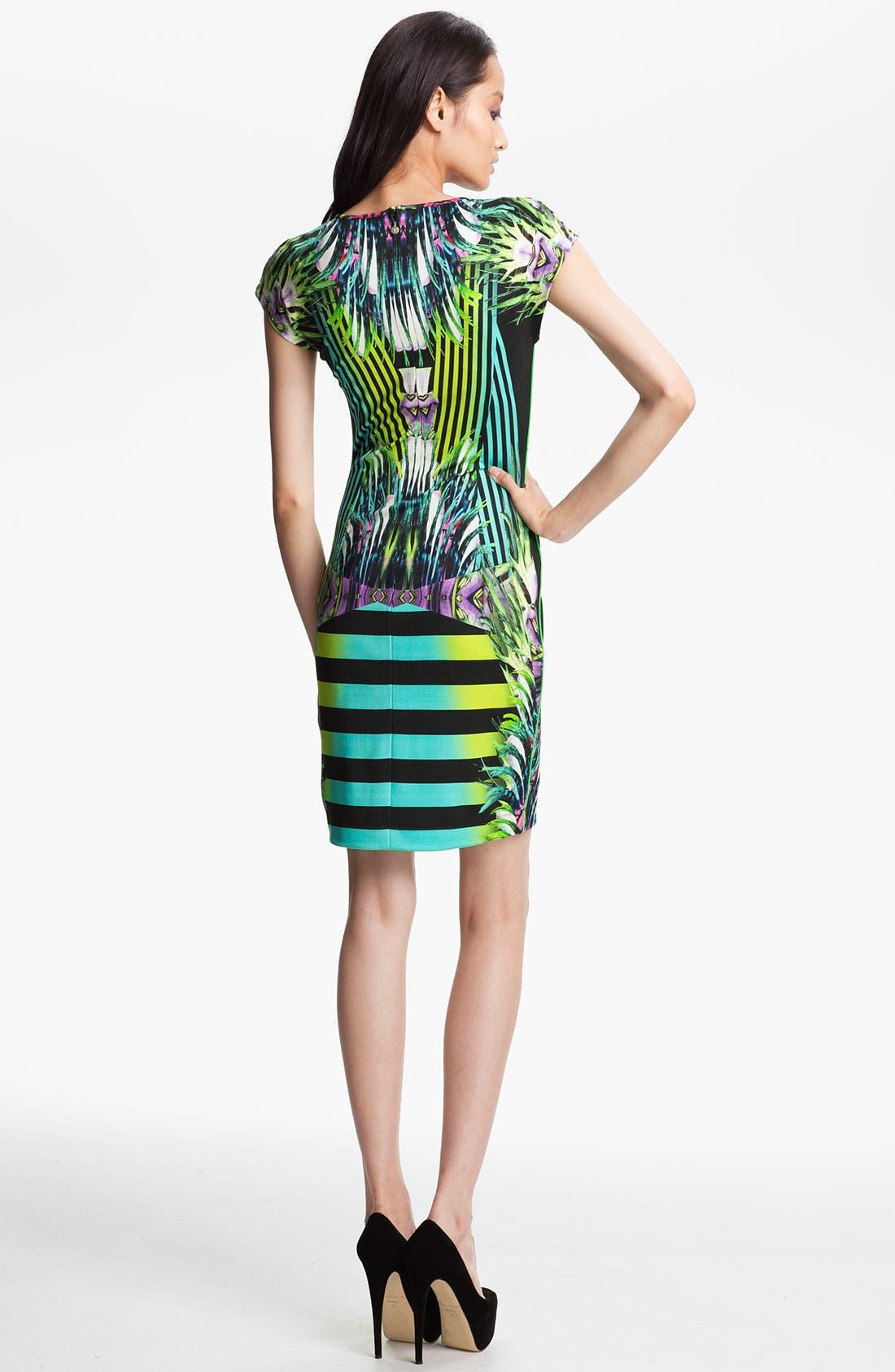 Alternate Image 2  - Just Cavalli 'Jungle' Jersey Dress