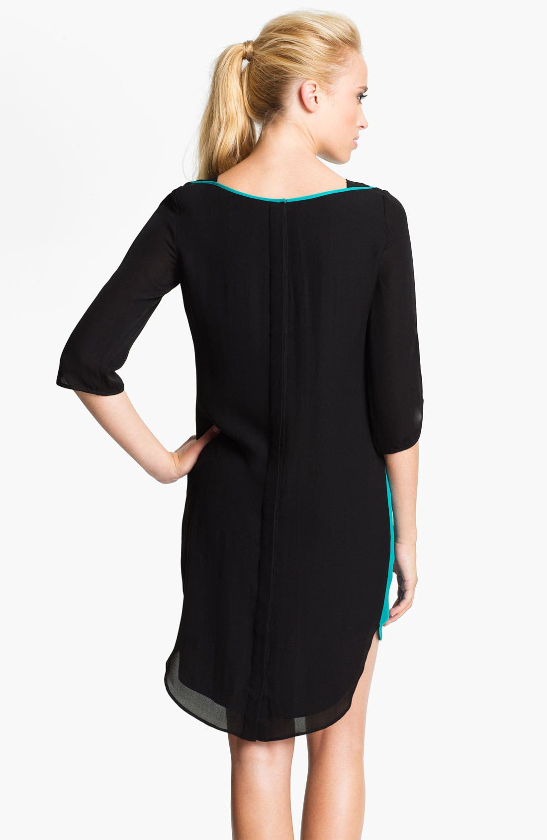Alternate Image 2  - Rebecca Minkoff 'Wednesday' Colorblock Dress