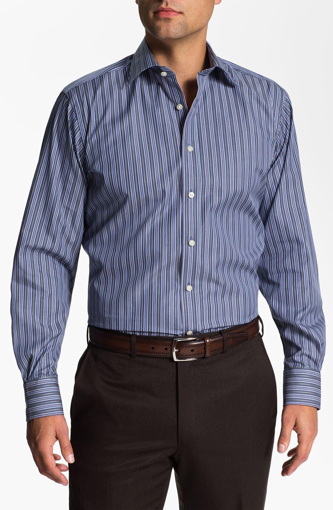 Alternate Image 1 Selected - Maker & Company Regular Fit Sport Shirt