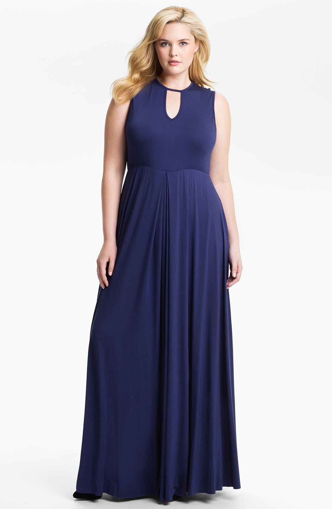 Alternate Image 1 Selected - Rachel Pally 'Isadora' Maxi Dress (Plus)