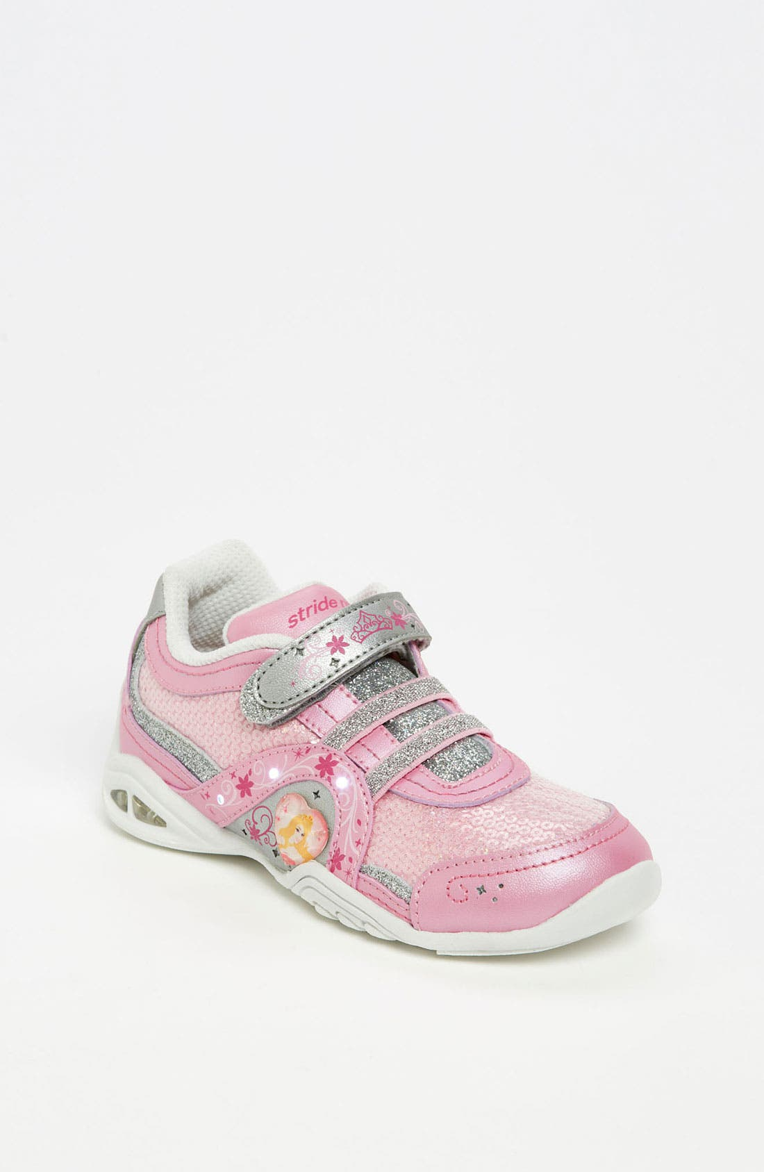 Alternate Image 1 Selected - Stride Rite 'Disney™ - Aurora' Sneaker (Toddler)
