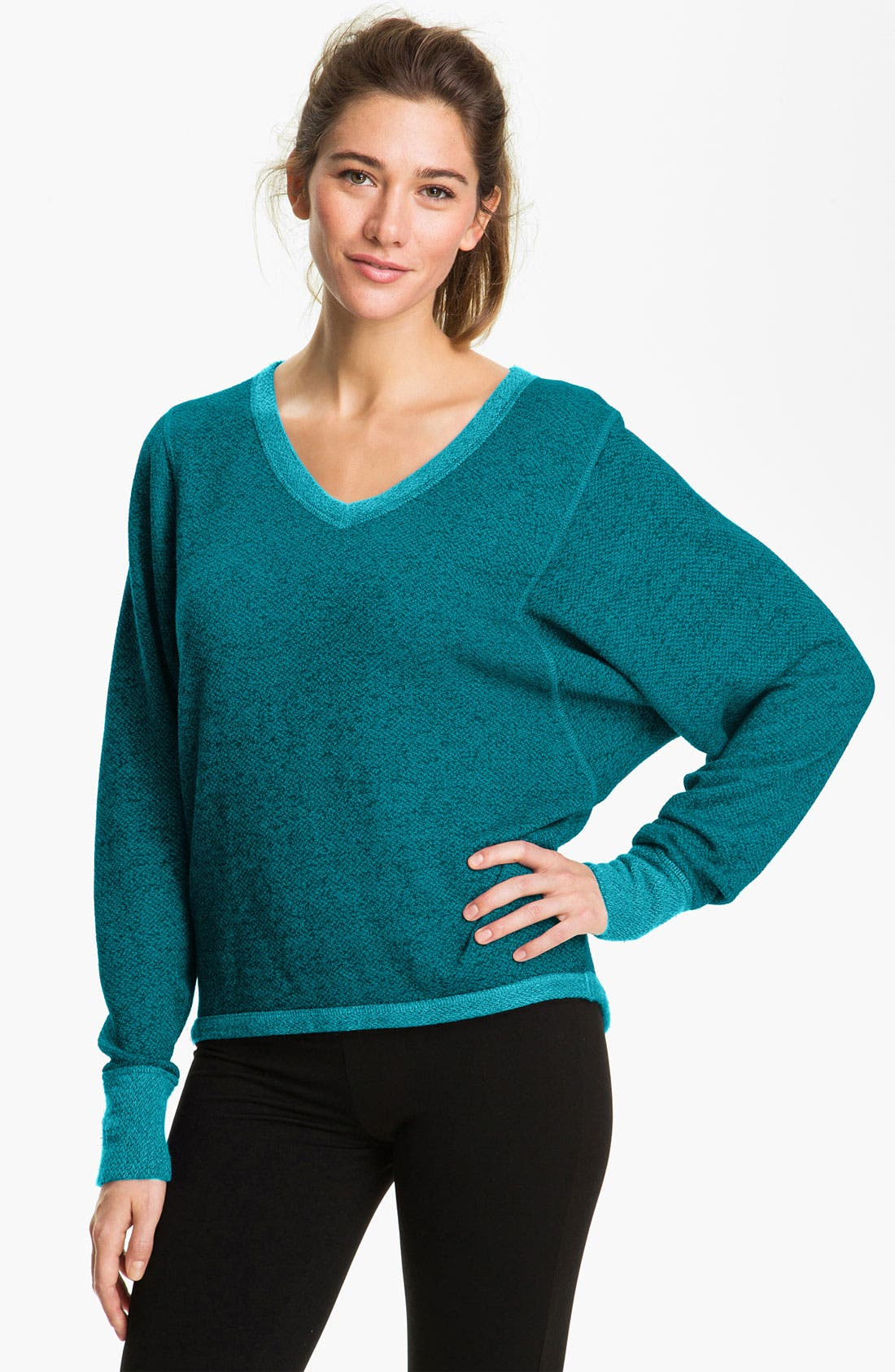 Alternate Image 1 Selected - Pure Karma 'Terra' Sweatshirt
