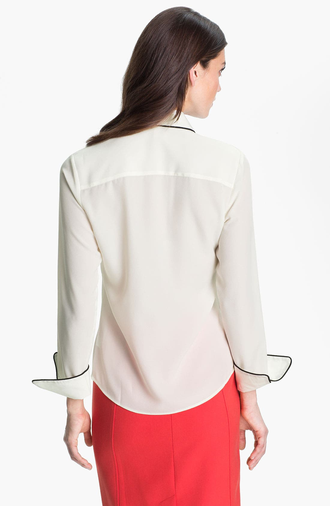 Alternate Image 2  - Dora Landa Pajama Shirt