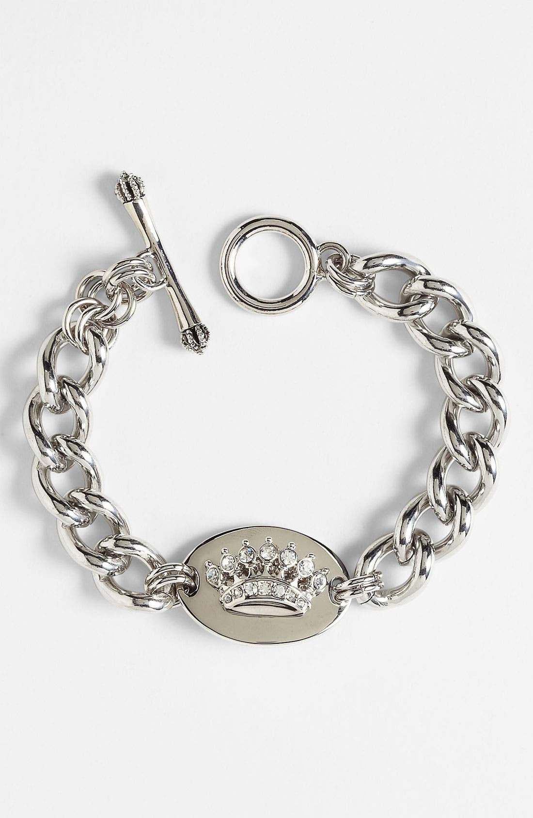 Alternate Image 1 Selected - Juicy Couture 'Holiday Icons' ID Bracelet