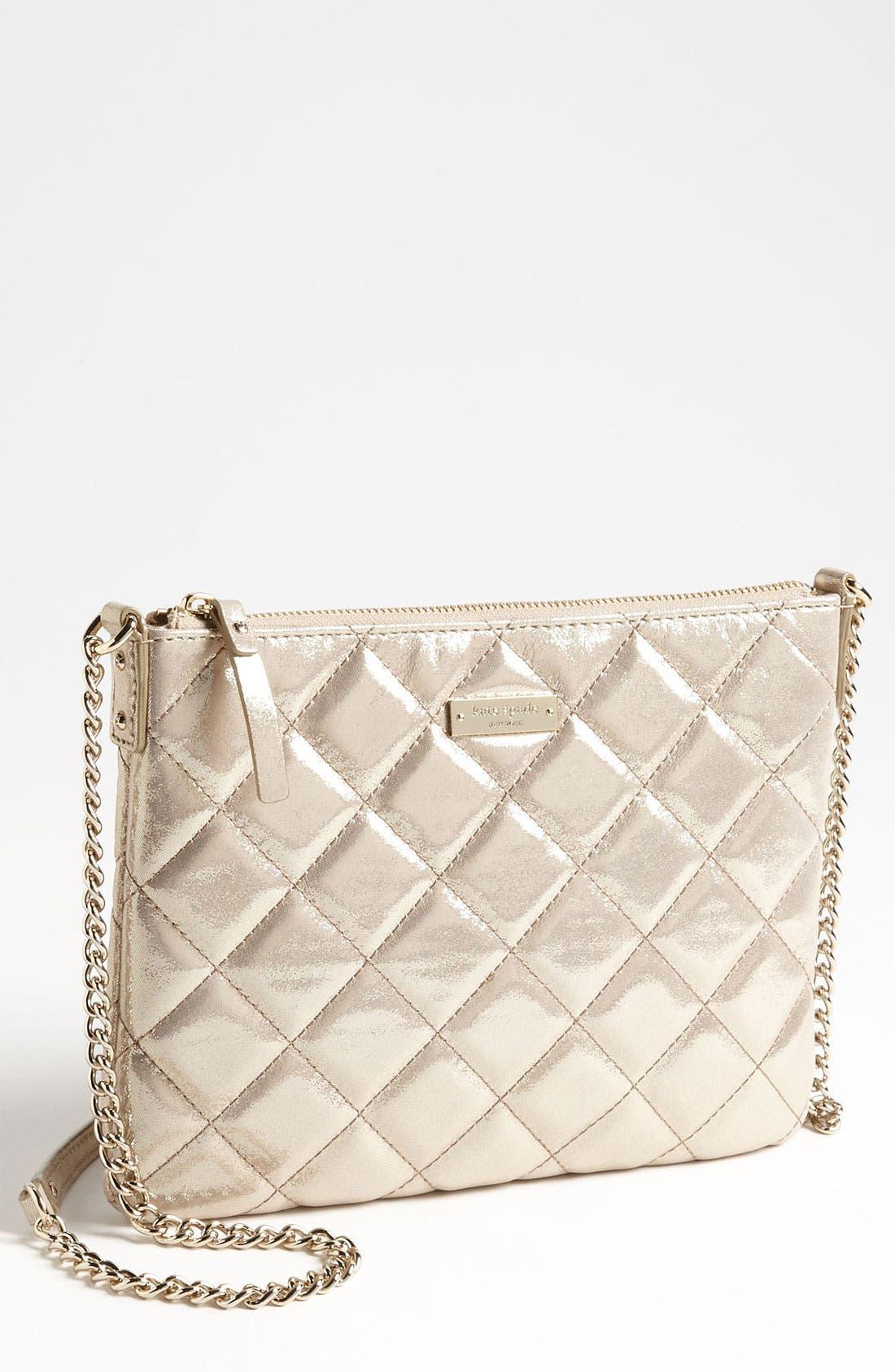 Main Image - kate spade new york 'gold coast - ginnie' crossbody bag