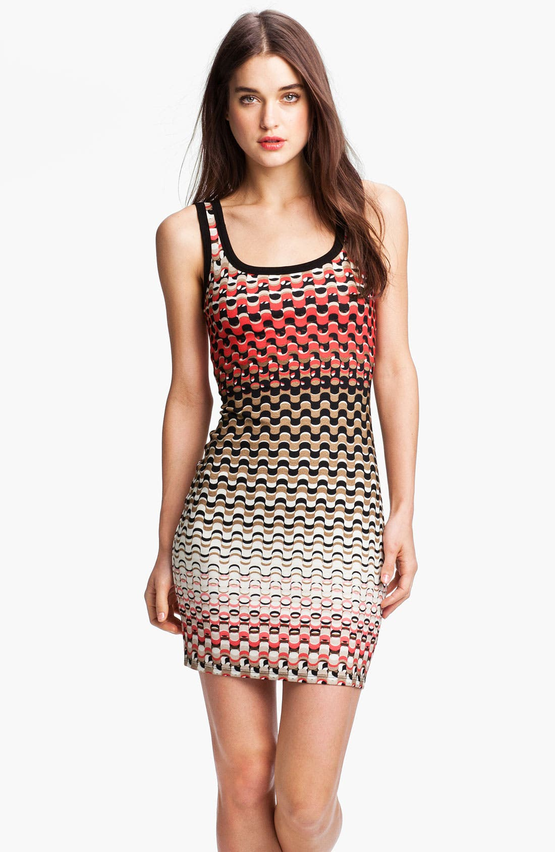 Alternate Image 1 Selected - Bailey 44 'Mastermind' Print Body-Con Dress