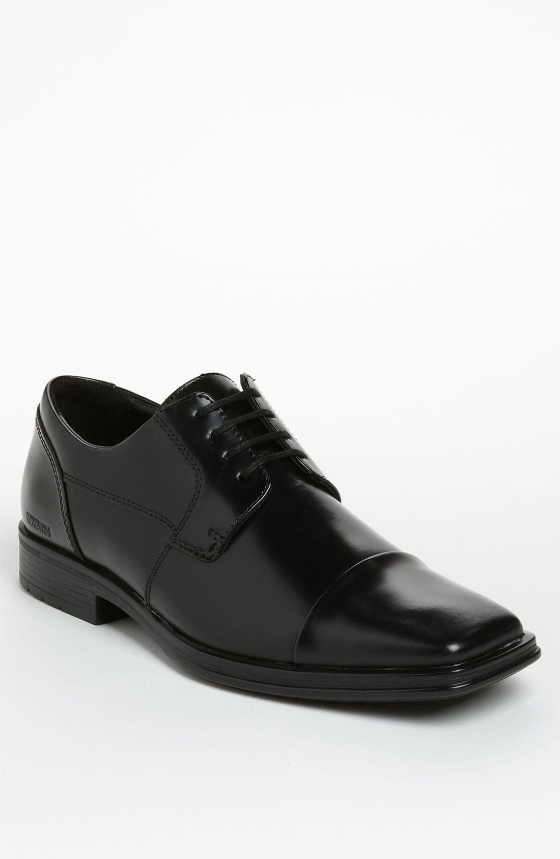 Main Image - Kenneth Cole Reaction 'Have A Mint' Cap Toe Derby (Online Only)