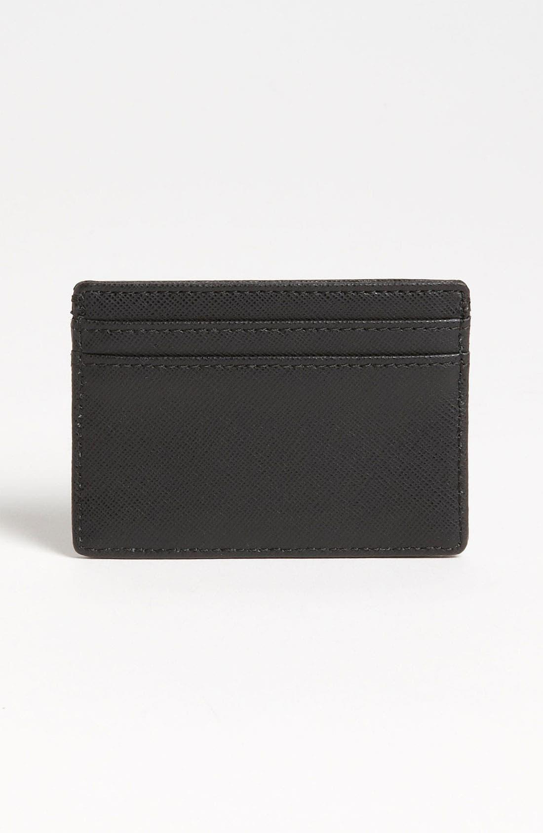Alternate Image 2  - Tory Burch 'Robinson' Slim Card Case