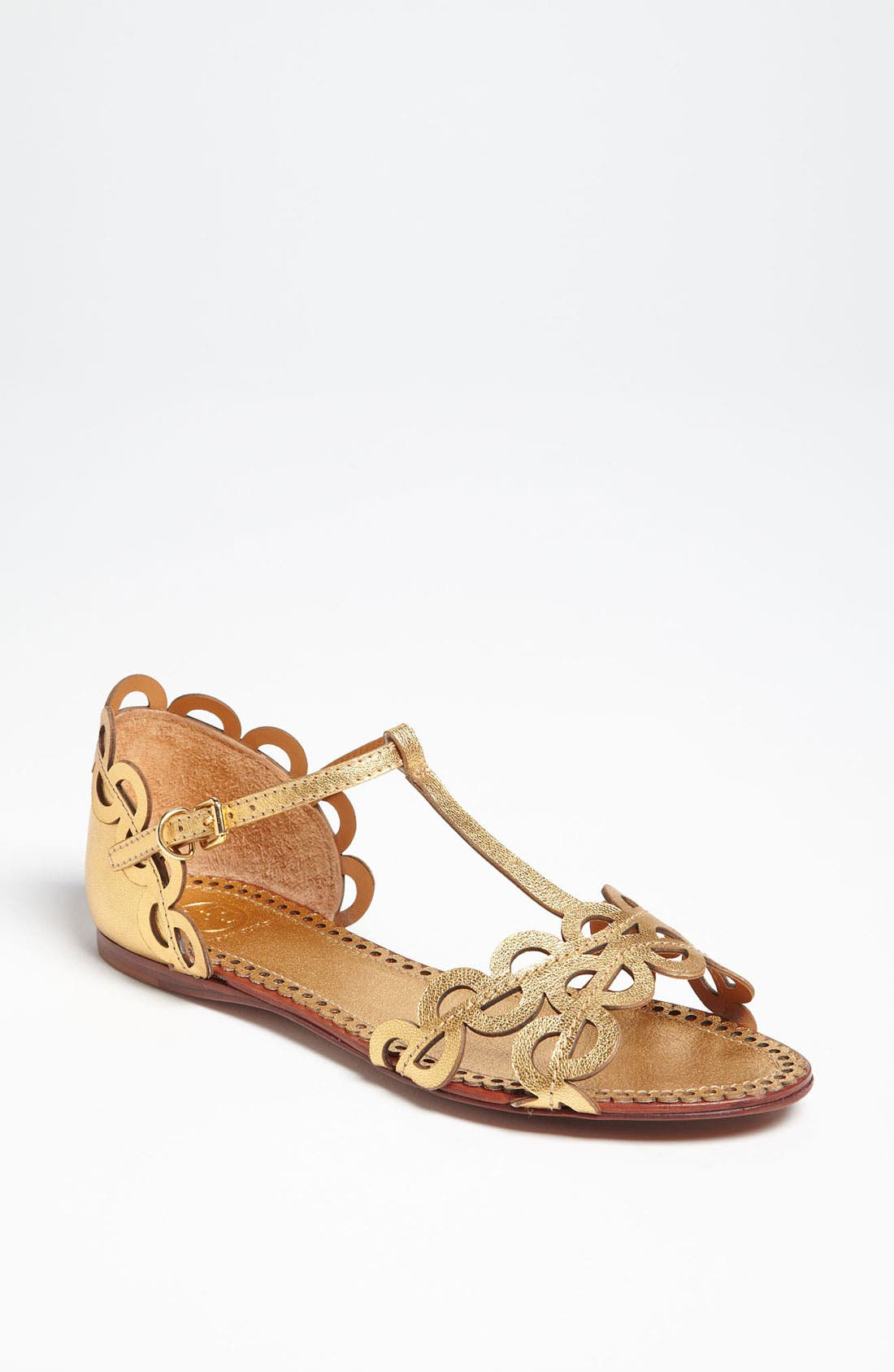 Alternate Image 1 Selected - Tory Burch 'Aileen' Flat Sandal