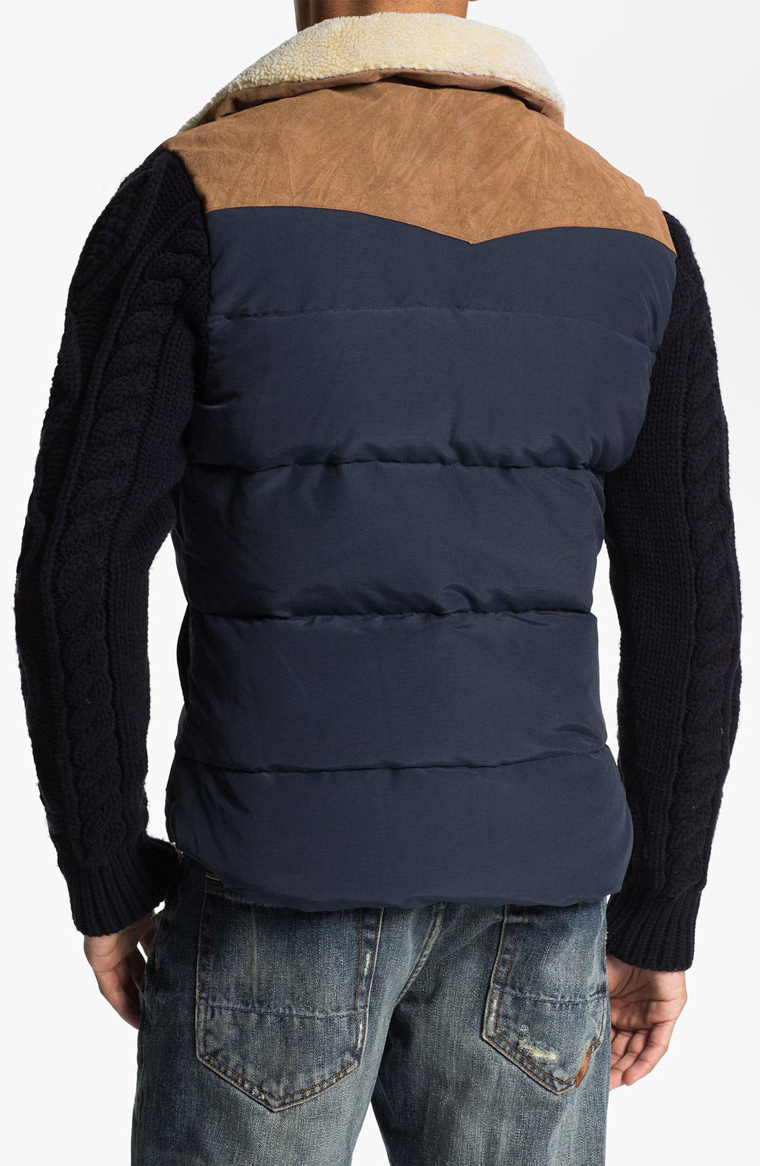 Alternate Image 2  - Scotch & Soda Quilted Jacket