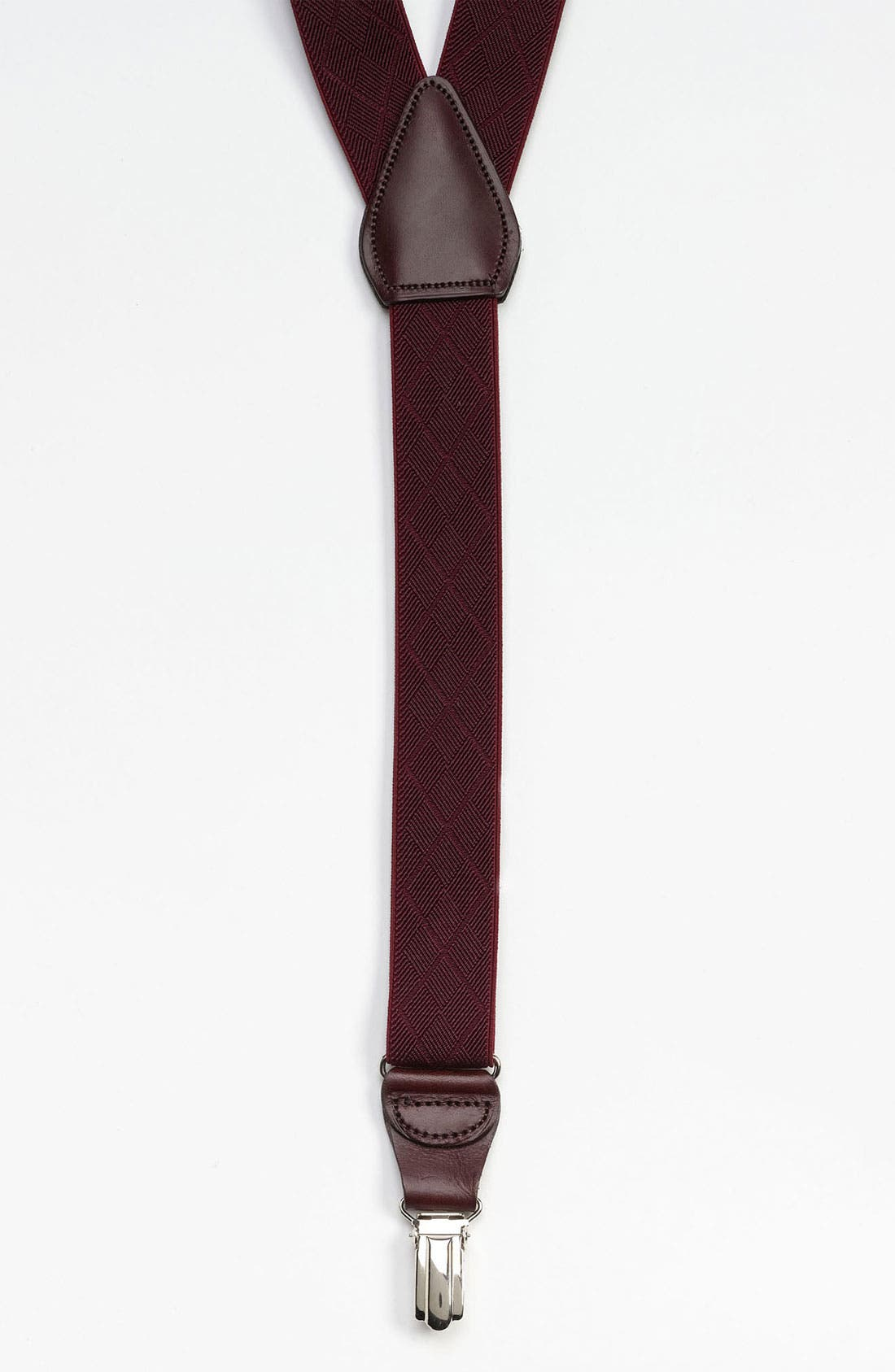 Main Image - Trafalgar 'Coleford' Stretch Suspenders