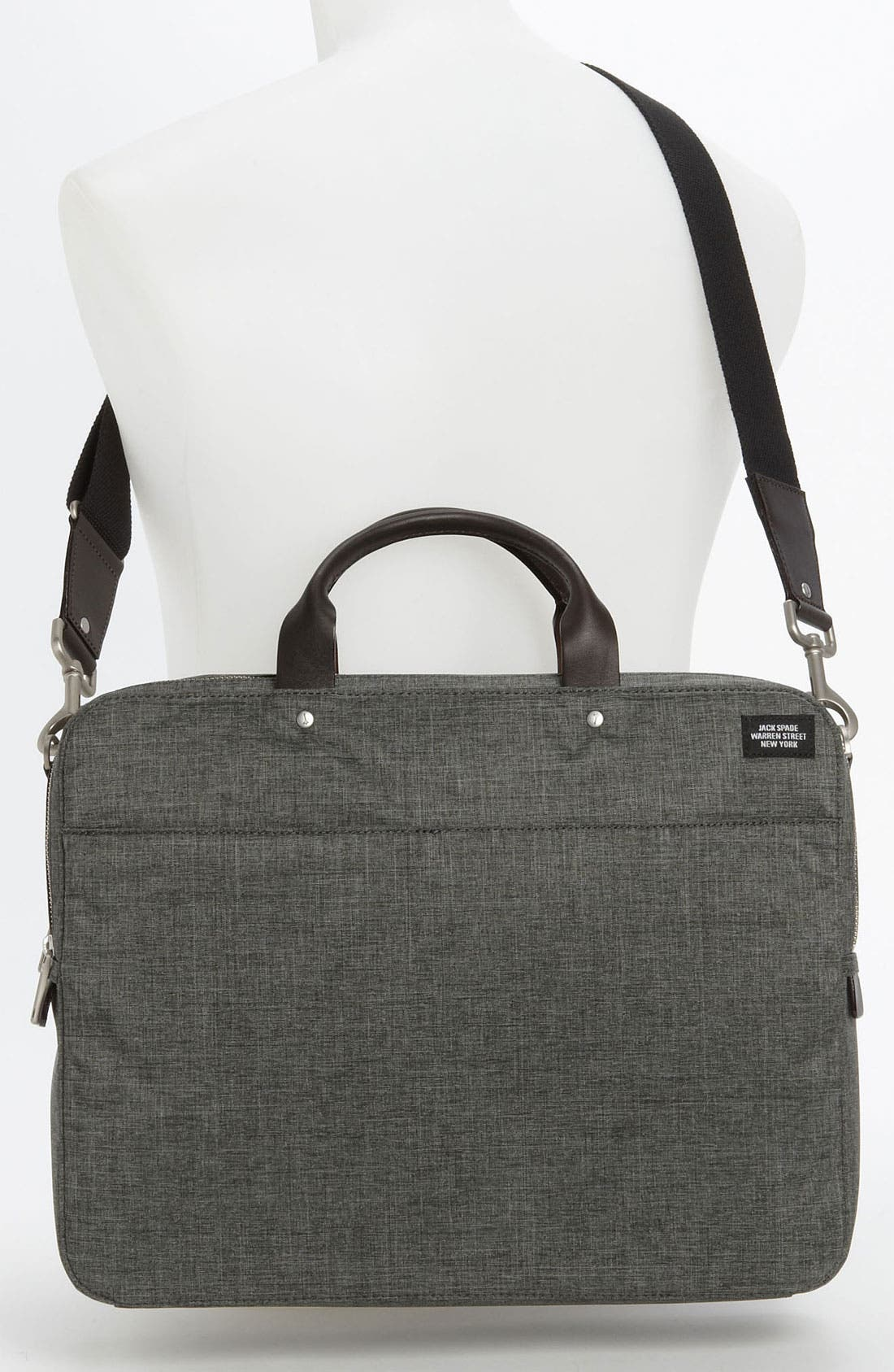 Alternate Image 4  - Jack Spade Laptop Briefcase (15 Inch)