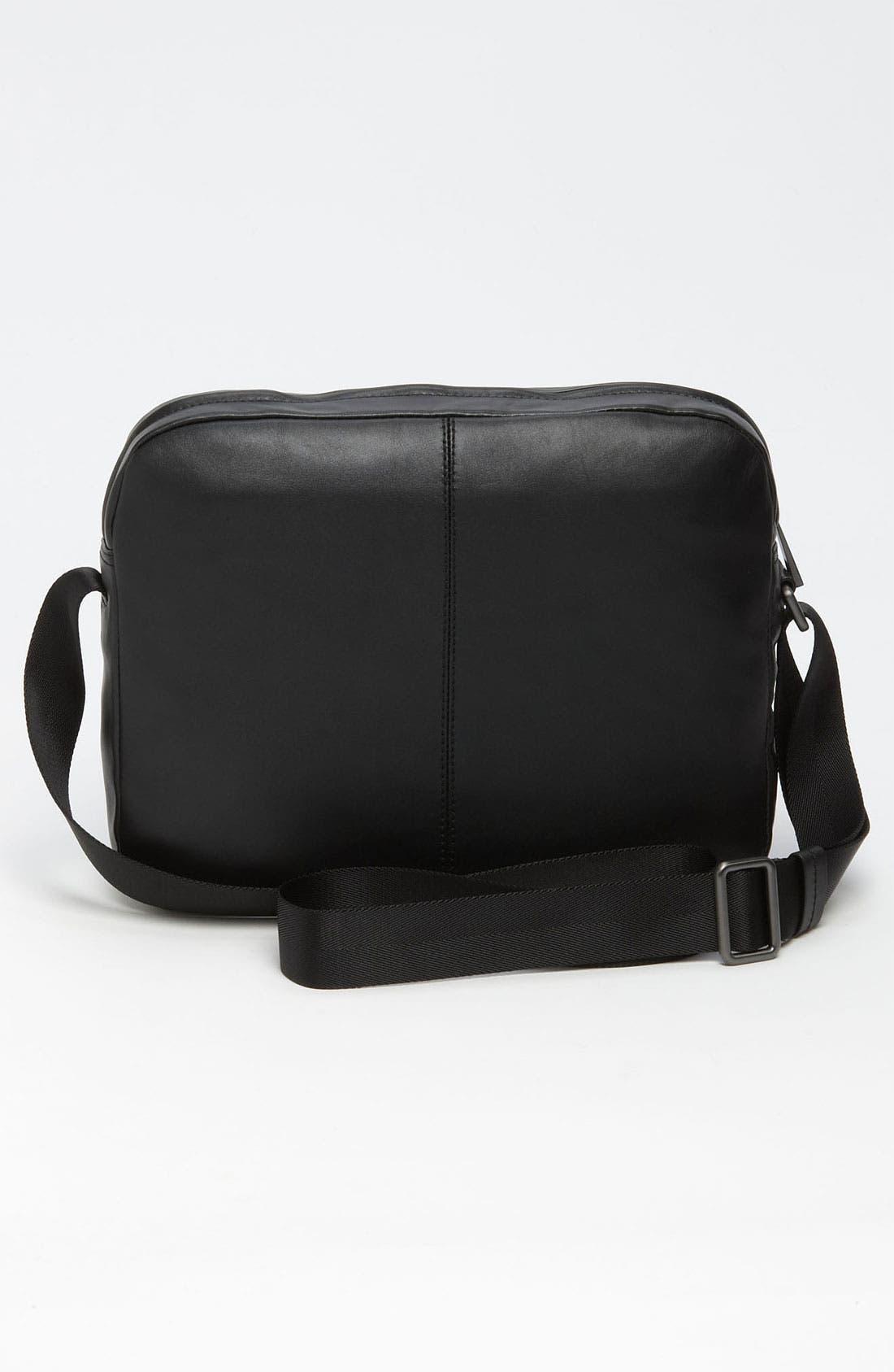 Alternate Image 2  - BOSS Black 'Klondie' Messenger Bag