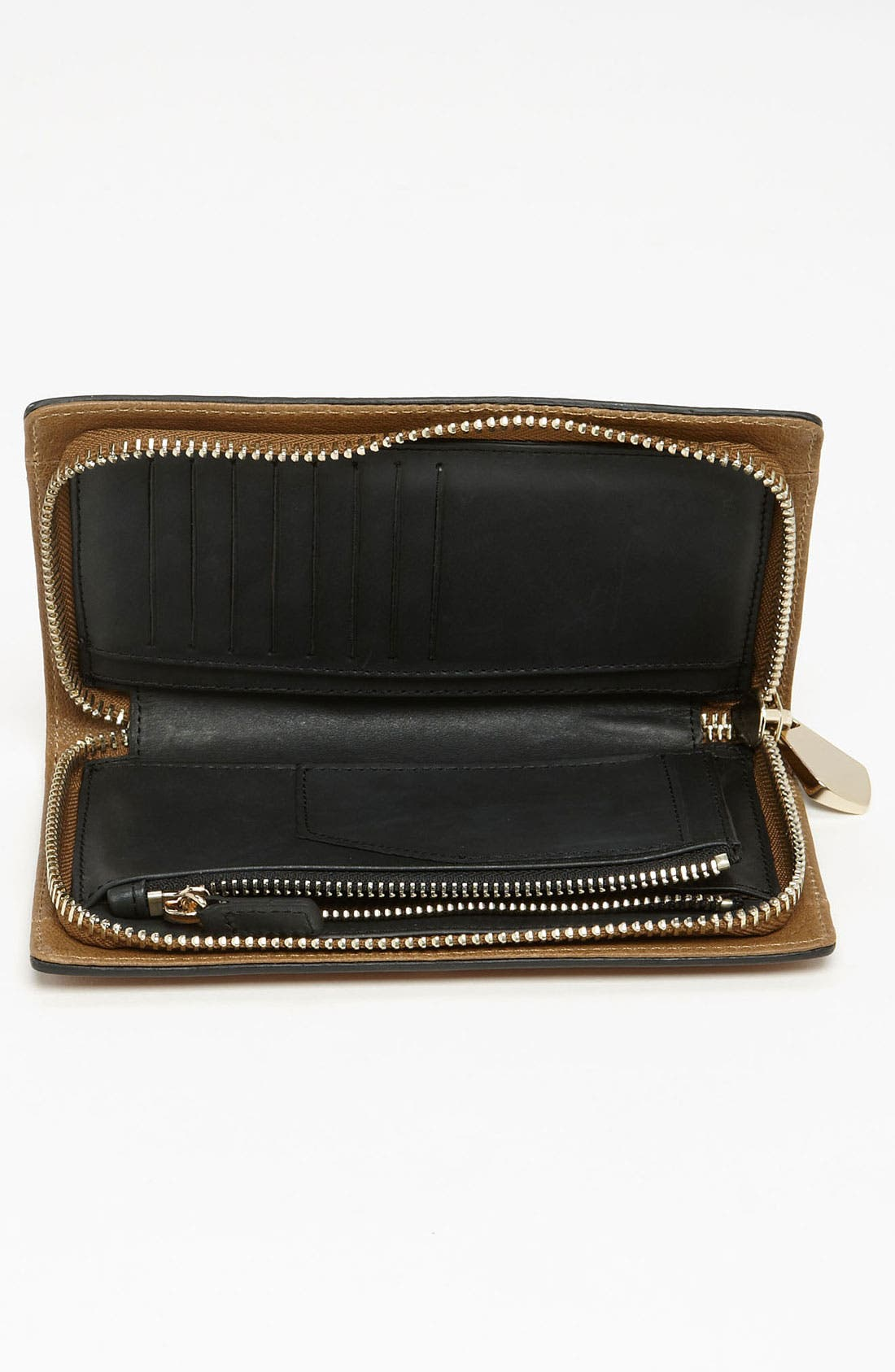Alternate Image 3  - Pour la Victoire 'Yves' Zip Around Wallet