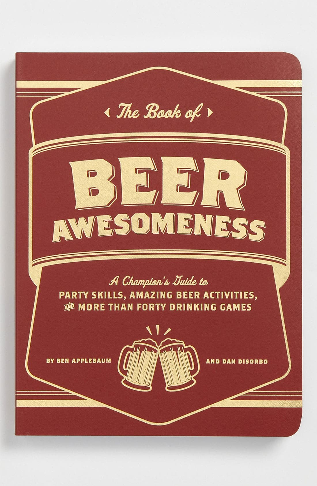 Main Image - 'The Book of Beer Awesomeness' Book
