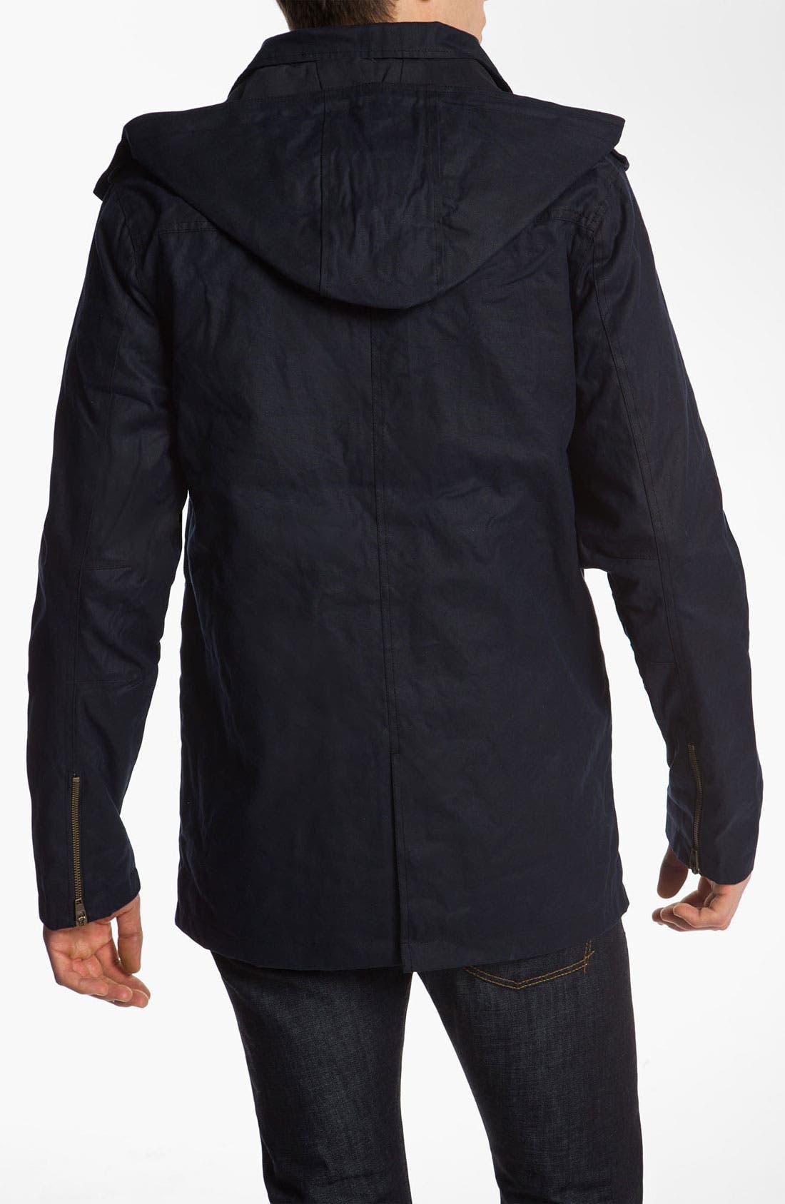 Alternate Image 2  - VSTR Waxed Canvas Jacket