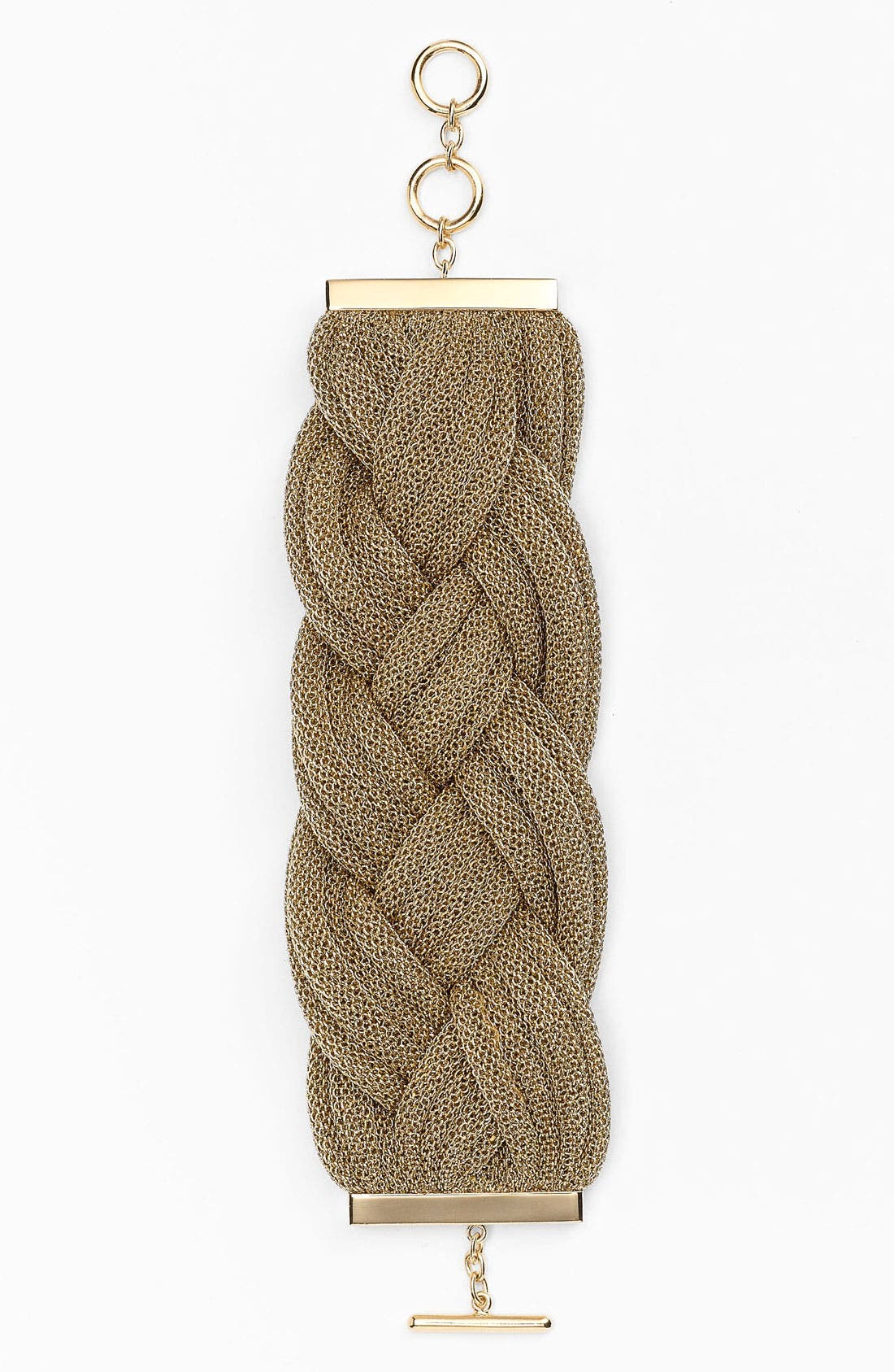 Alternate Image 2  - Adami & Martucci 'Mesh' Large Braided Bracelet (Nordstrom Exclusive)