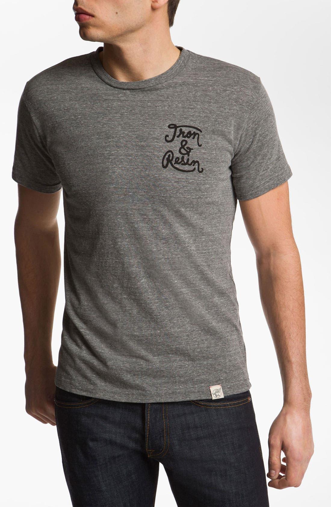 Alternate Image 1 Selected - Iron & Resin 'Wolfgang' T-Shirt