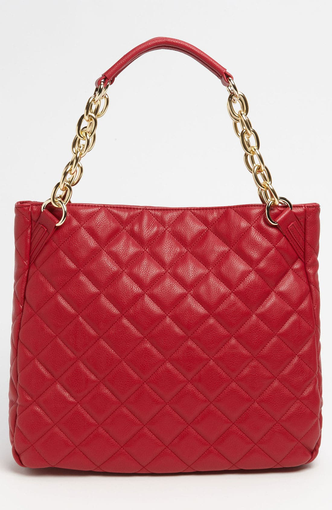 Alternate Image 4  - bebe 'Darcy' Quilted Tote