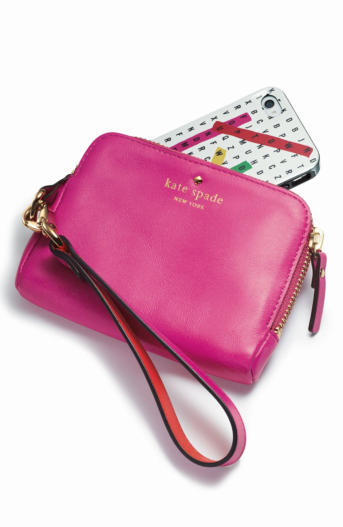 Alternate Image 2  - kate spade new york 'julia' wristlet