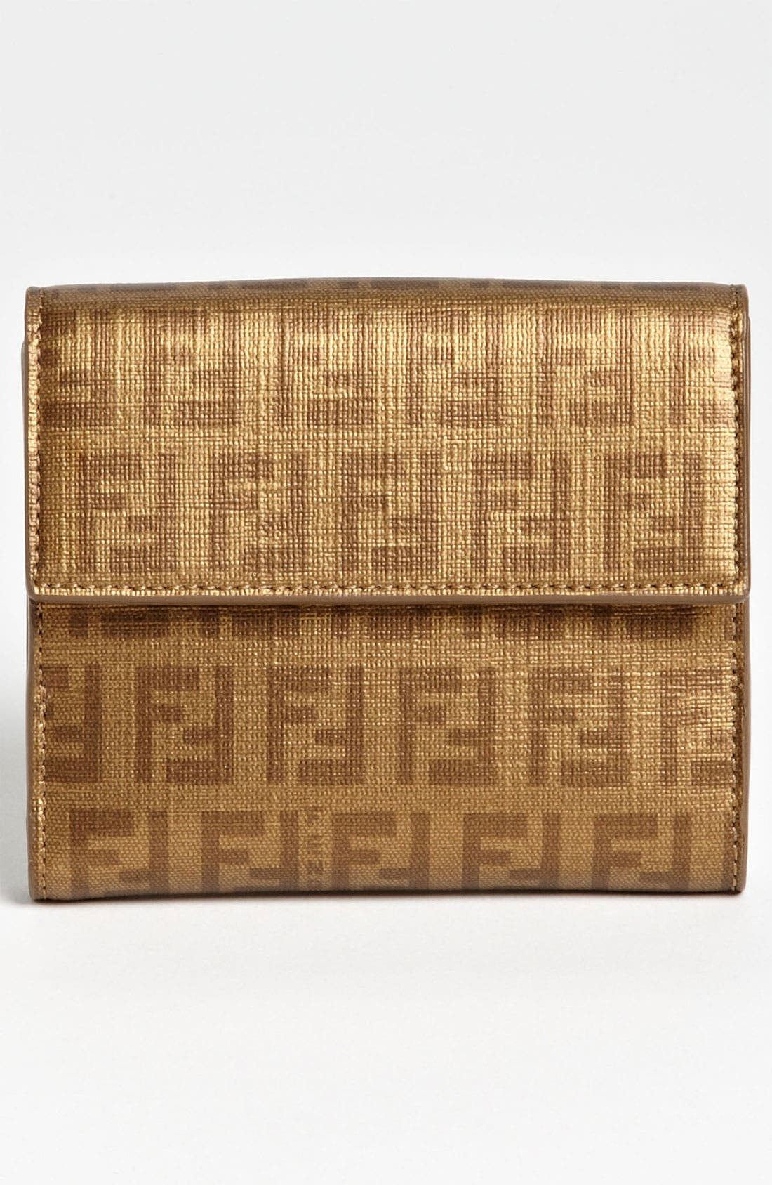 Alternate Image 4  - Fendi 'Forever' French Wallet