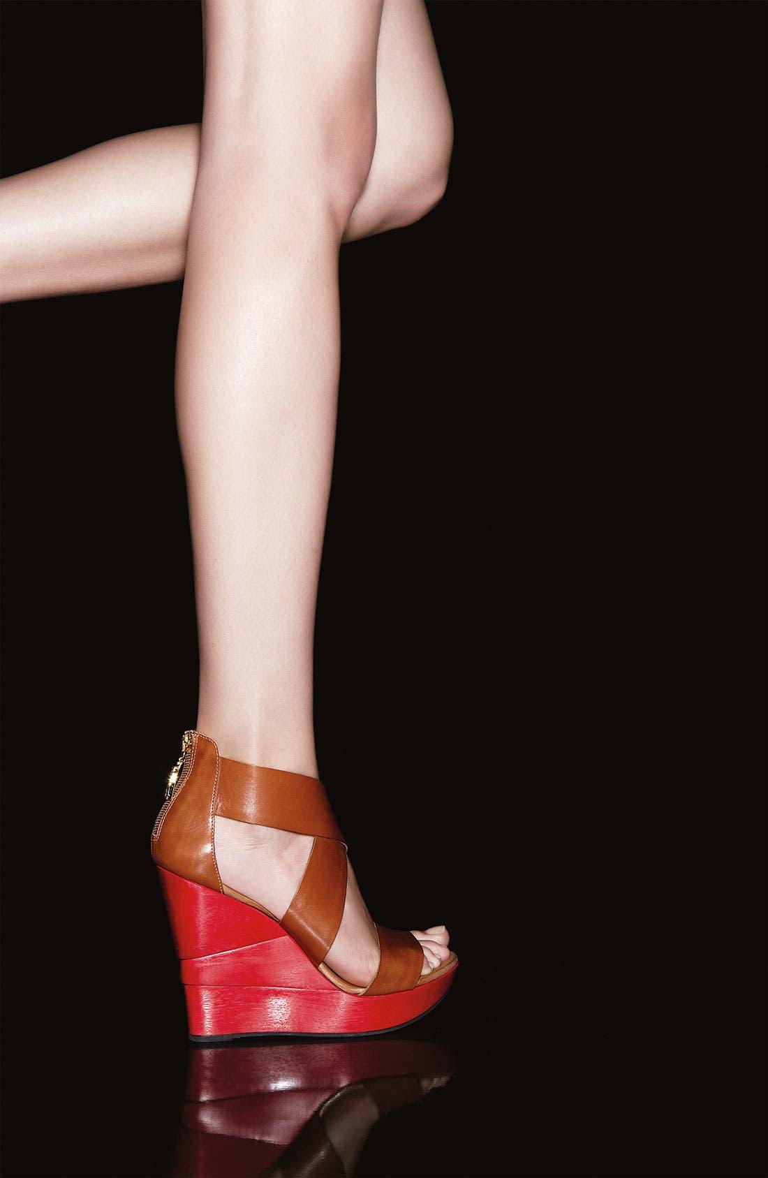 Alternate Image 5  - Diane von Furstenberg 'Opal' Wedge Sandal