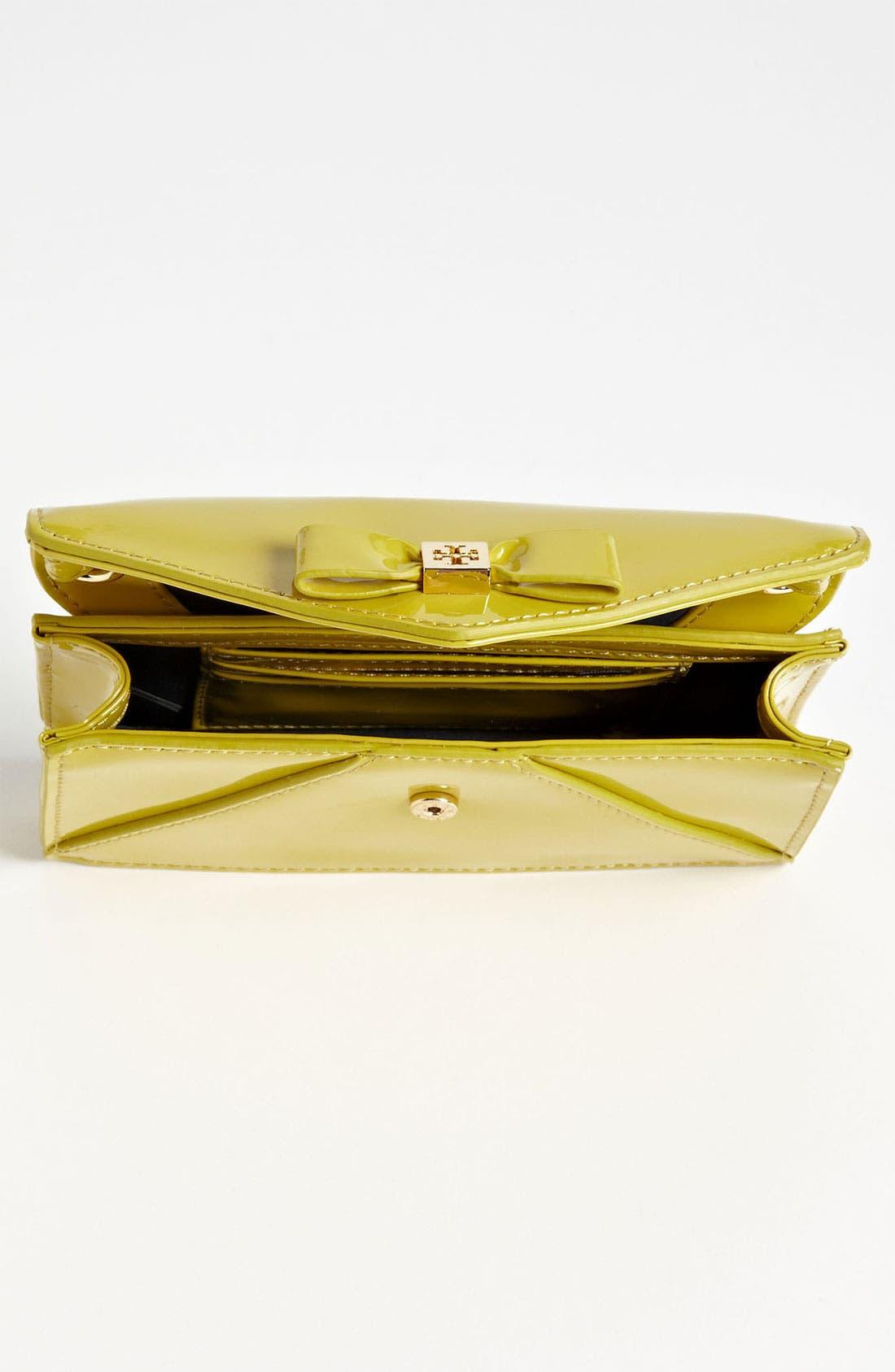 Alternate Image 3  - Tory Burch 'Bow Envelope - Mini' Crossbody Bag