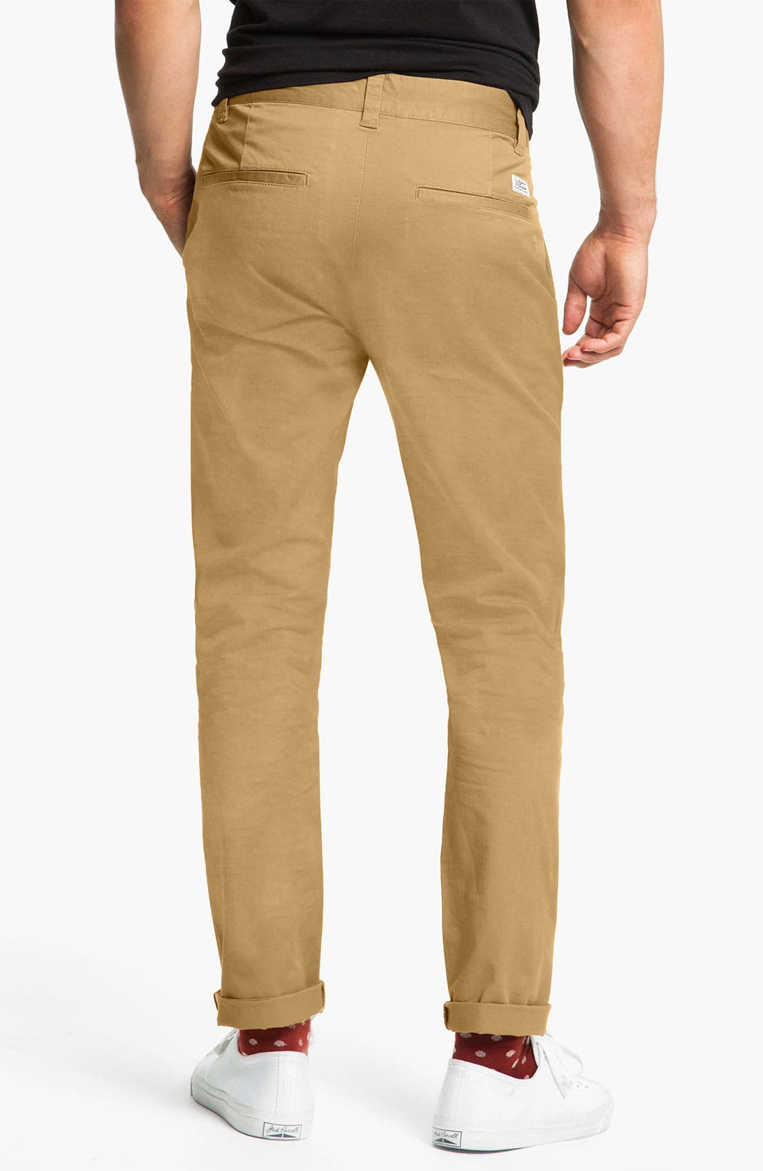 Alternate Image 2  - WeSC 'Eddy' Slim Fit Chinos