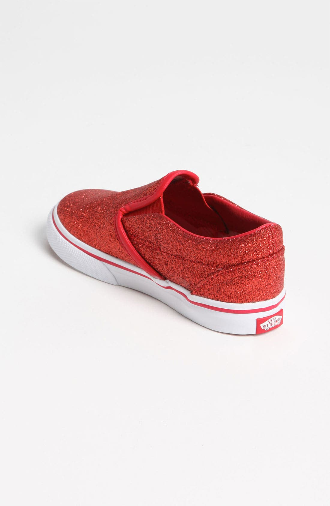 Alternate Image 2  - Vans 'Classic' Slip-On (Baby, Walker & Toddler)
