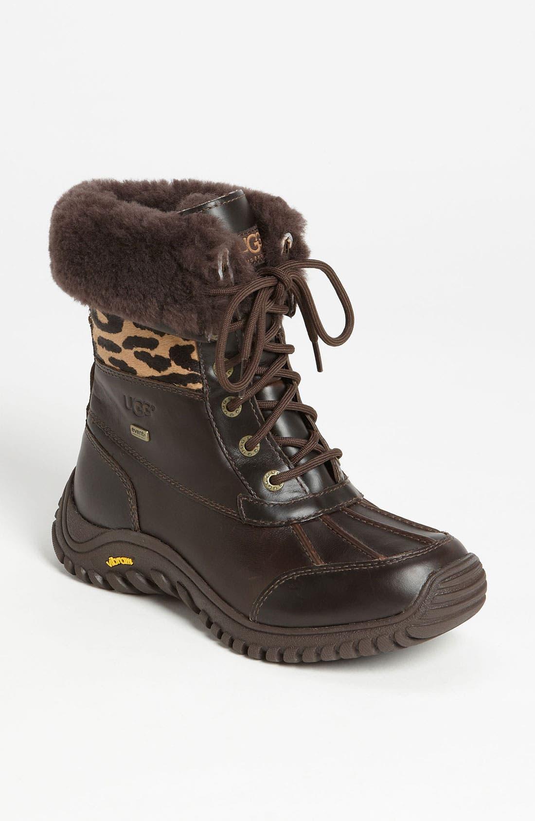 Alternate Image 1 Selected - UGG® Australia 'Adirondack Exotic' Boot (Women)