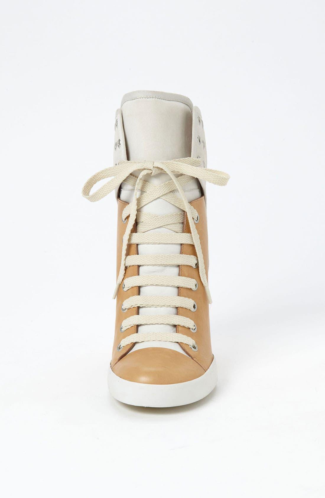 Alternate Image 3  - See by Chloé High Top Wedge Sneaker