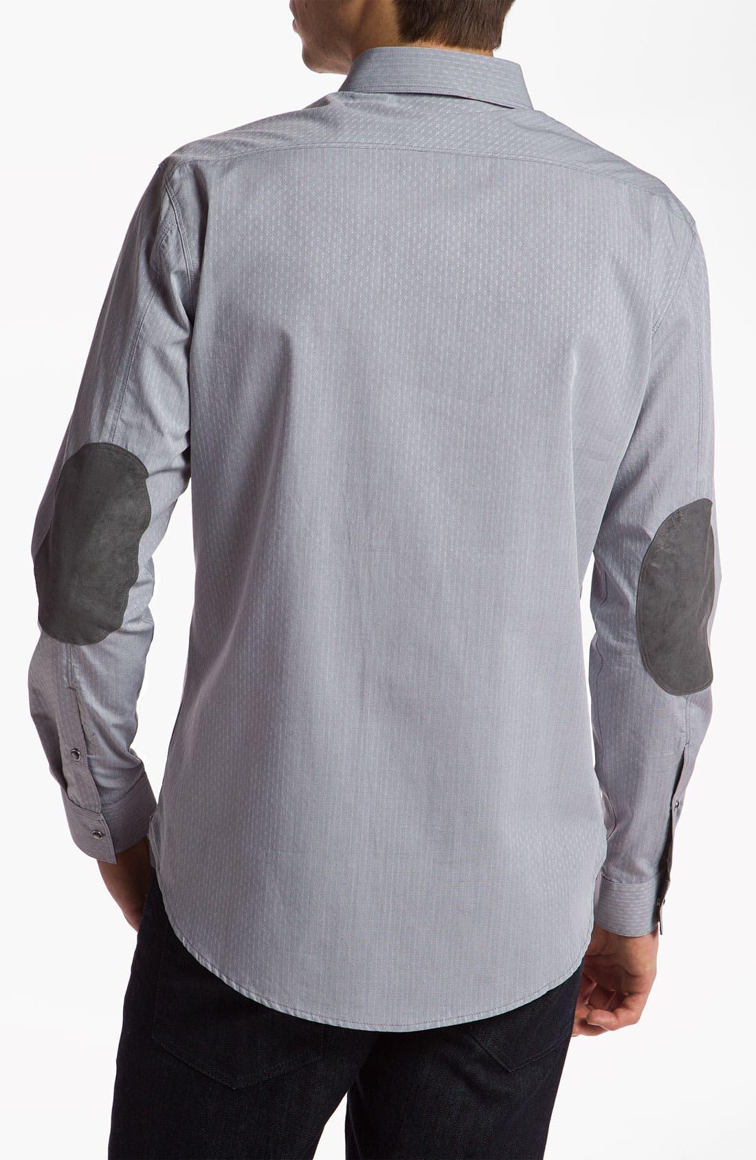 Alternate Image 2  - 7 Diamonds 'What a Pleasure' Woven Sport Shirt
