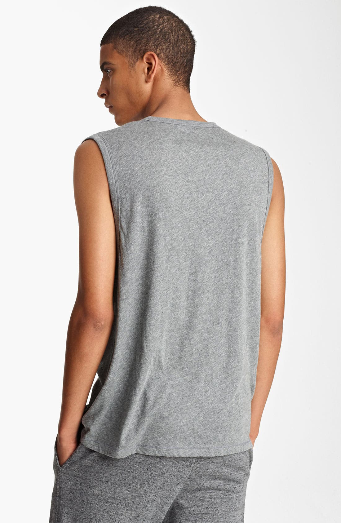 Alternate Image 2  - T by Alexander Wang Sleeveless T-Shirt