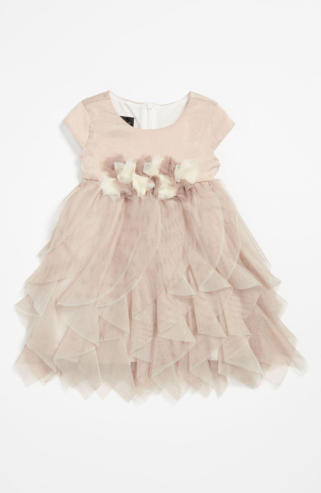 Alternate Image 1 Selected - Isobella & Chloe 'Pixie' Dress (Toddler)