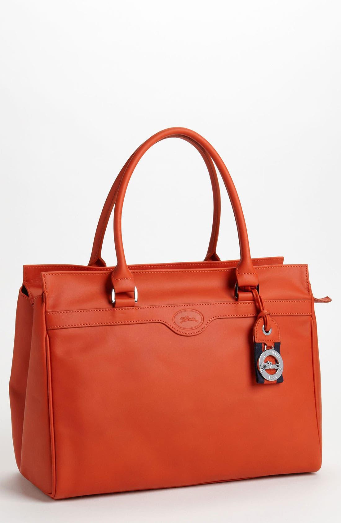 Alternate Image 1 Selected - Longchamp 'Au Sultan' Shoulder Bag