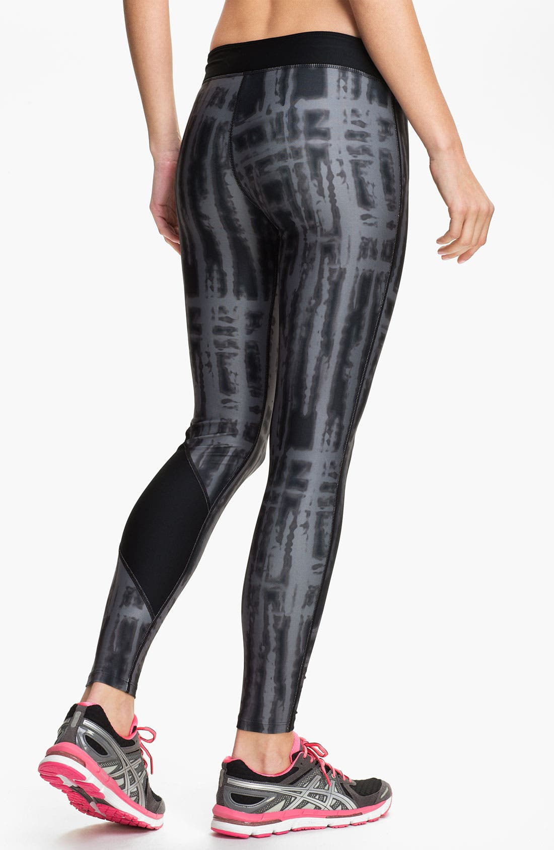 Alternate Image 2  - Under Armour Print ColdGear® Tights