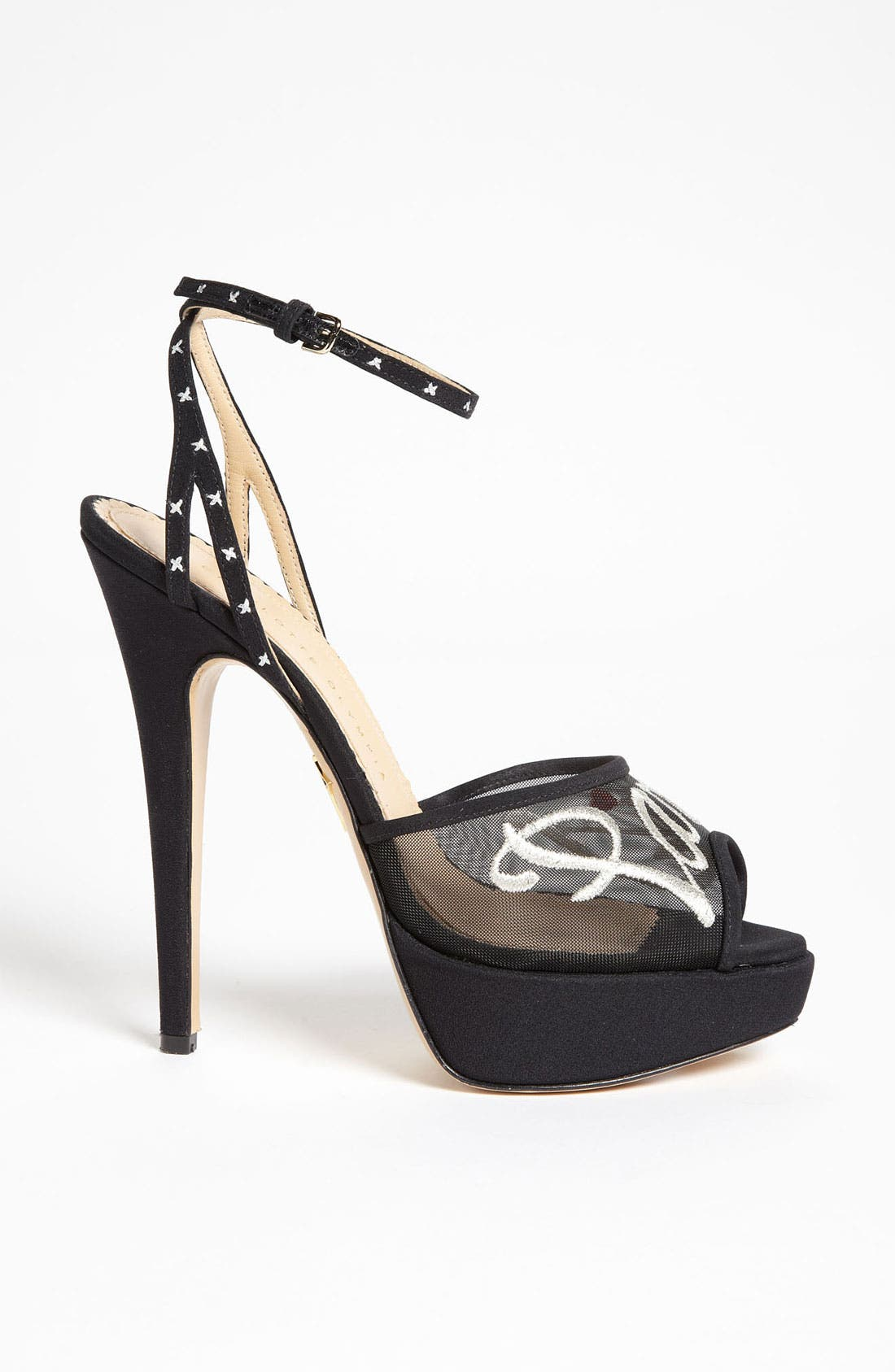 Alternate Image 3  - Charlotte Olympia 'Paris' Sandal
