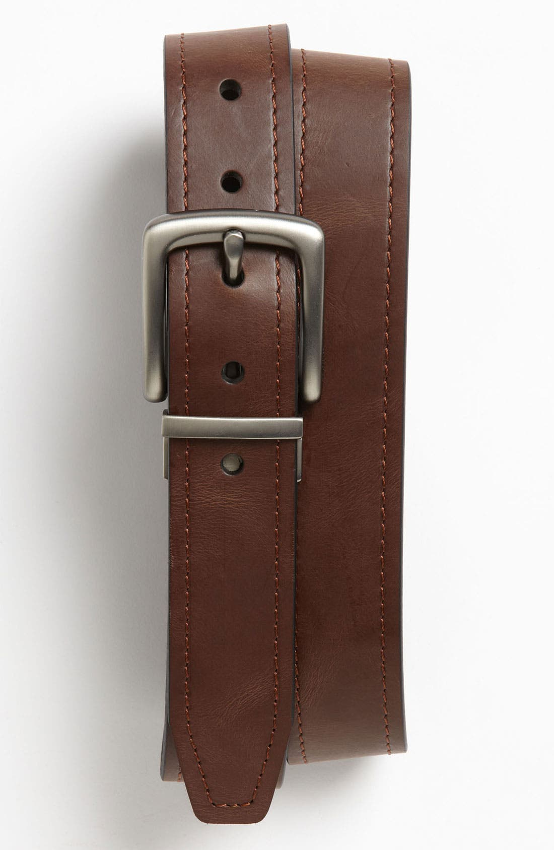 Main Image - Fossil 'Parker' Twist Reversible Leather Belt