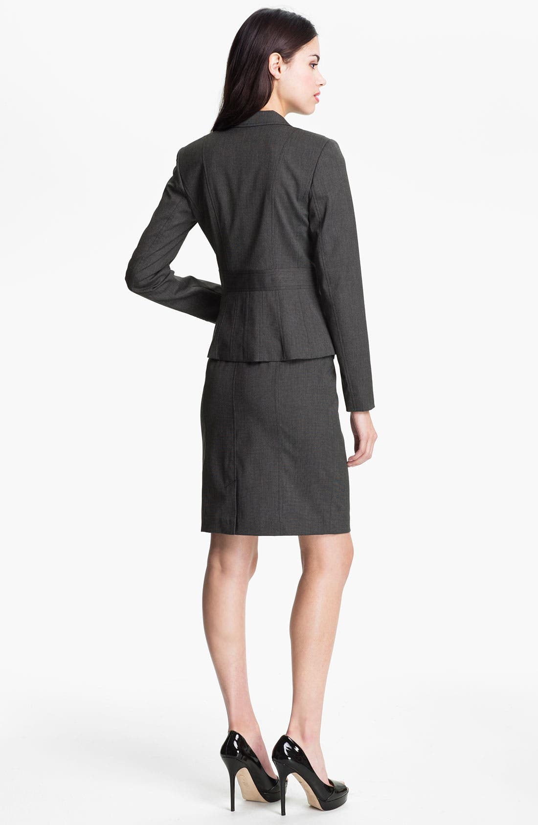 Alternate Image 5  - Halogen 'End on End' Skirt