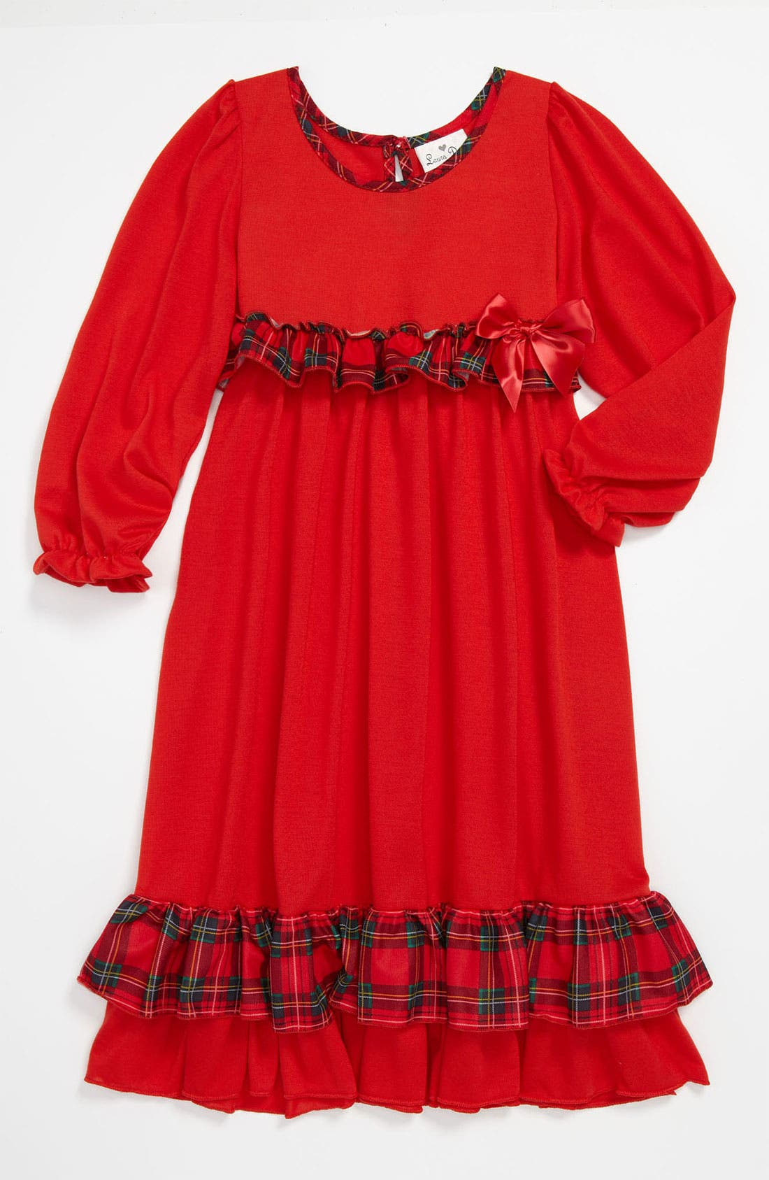 Alternate Image 1 Selected - Laura Dare Nightgown (Little Girls)