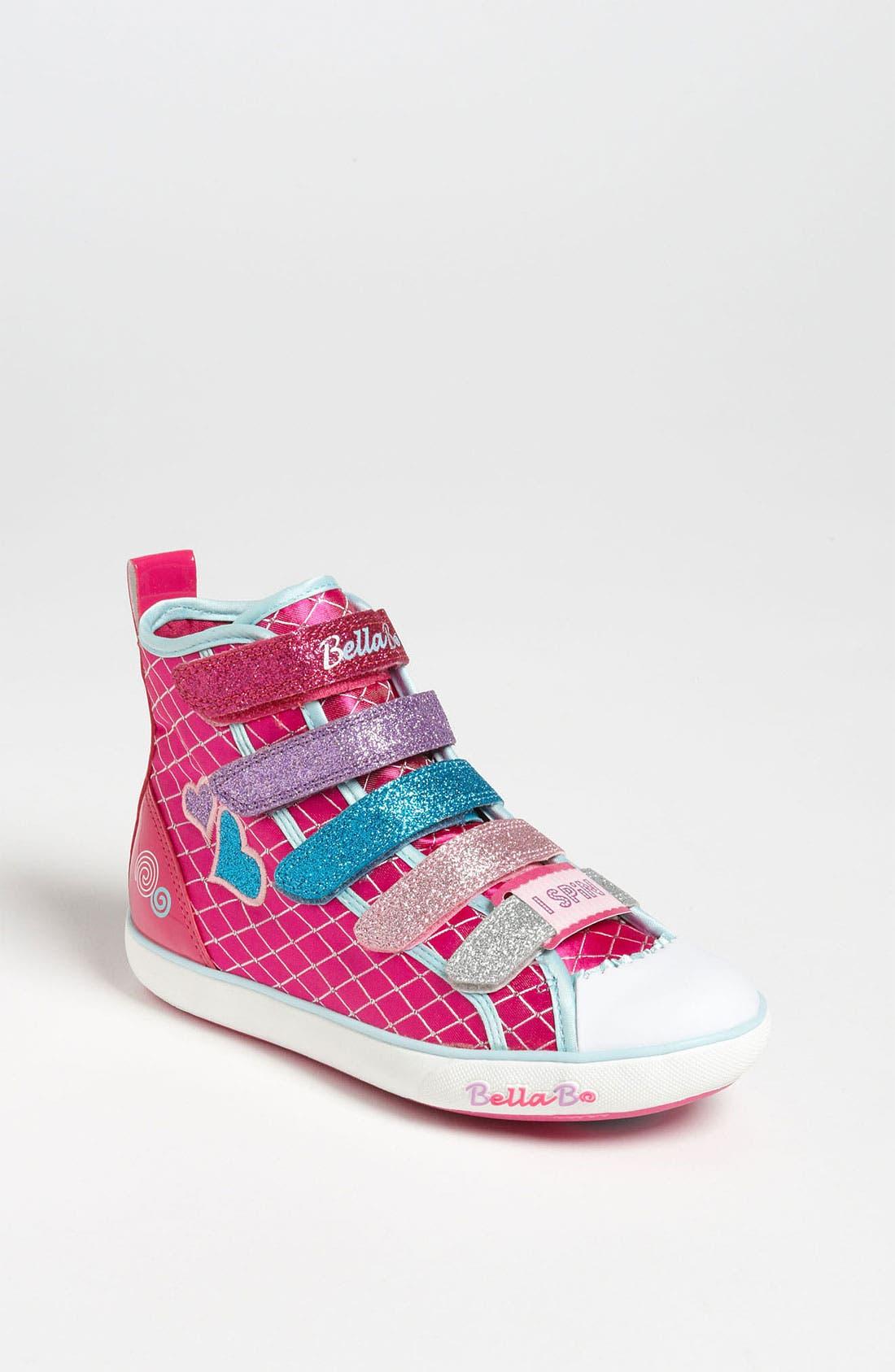 Alternate Image 1 Selected - SKECHERS 'Bella Ballerina - Curtsies' Sneaker (Toddler & Little Kid)