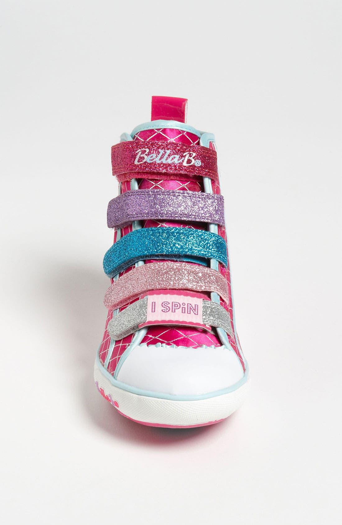 Alternate Image 3  - SKECHERS 'Bella Ballerina - Curtsies' Sneaker (Toddler & Little Kid)