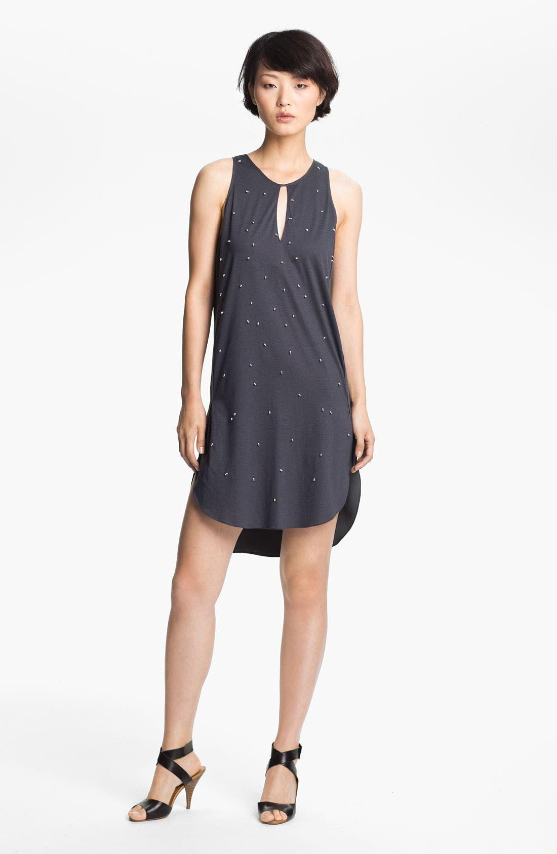 Alternate Image 1 Selected - 3.1 Phillip Lim Embellished T-Shirt Dress