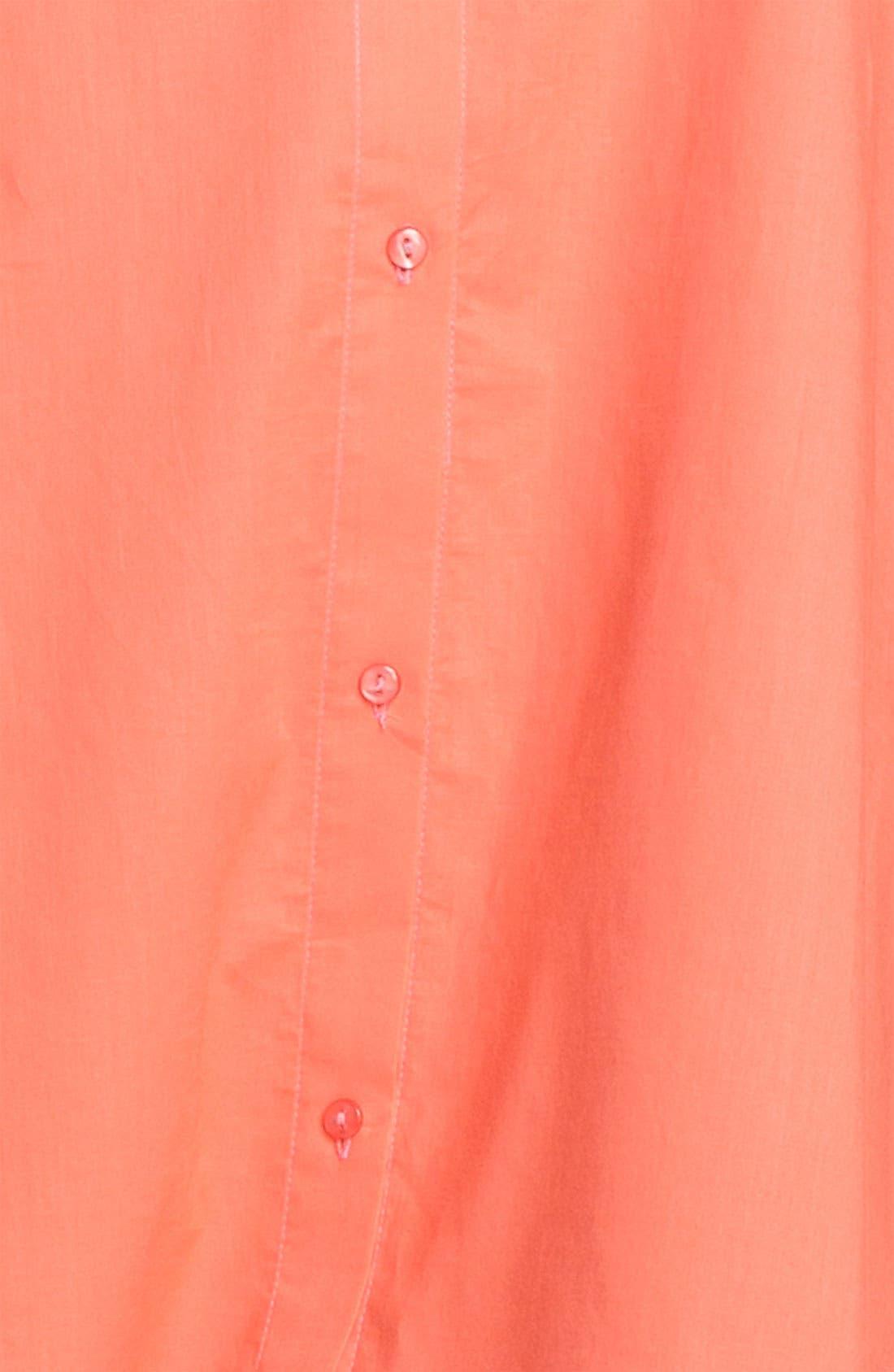 Alternate Image 3  - Shimera 'Mix It Up' Nightshirt (Plus Size)